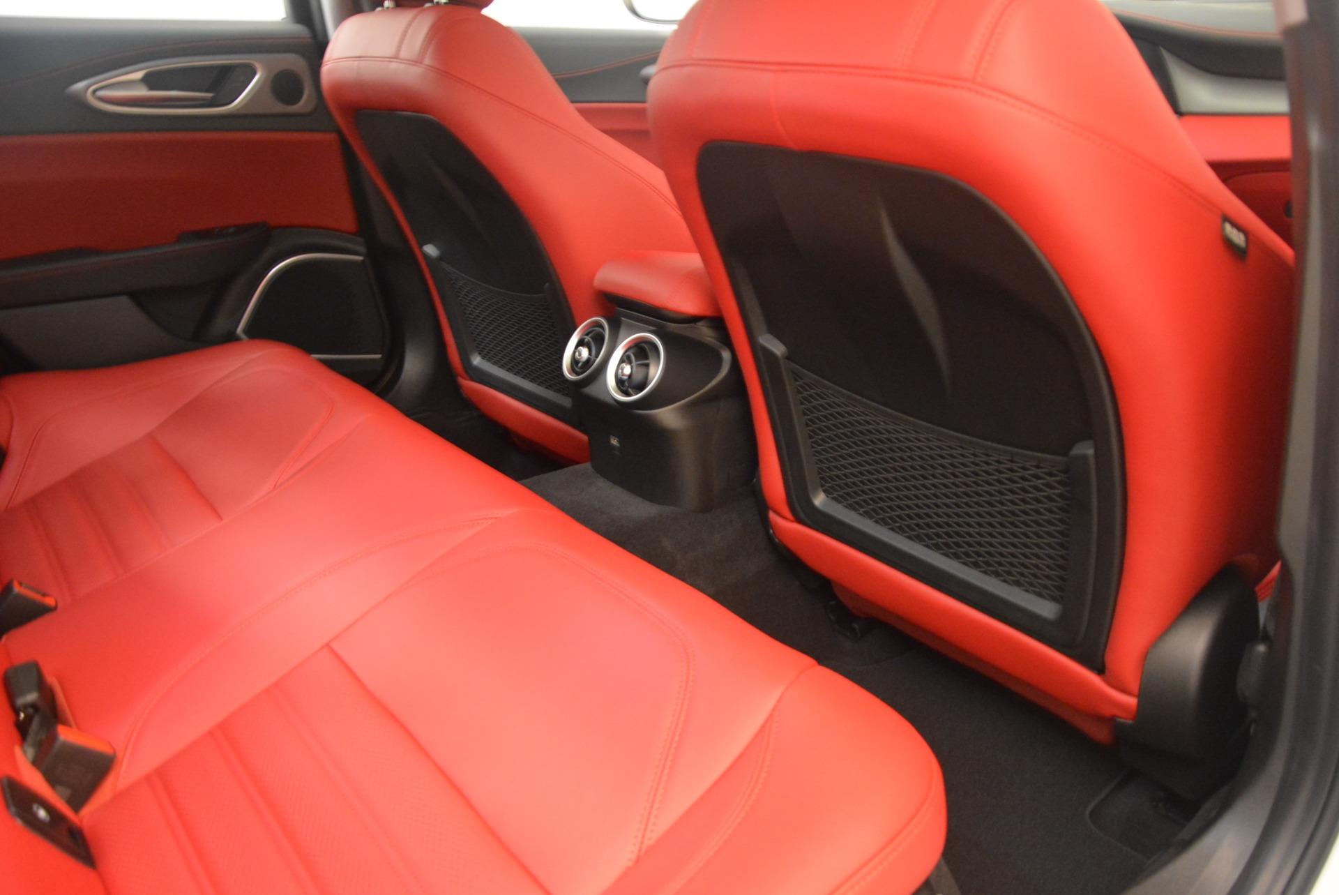 New 2018 Alfa Romeo Giulia Ti Sport Q4 For Sale In Greenwich, CT 2028_p11