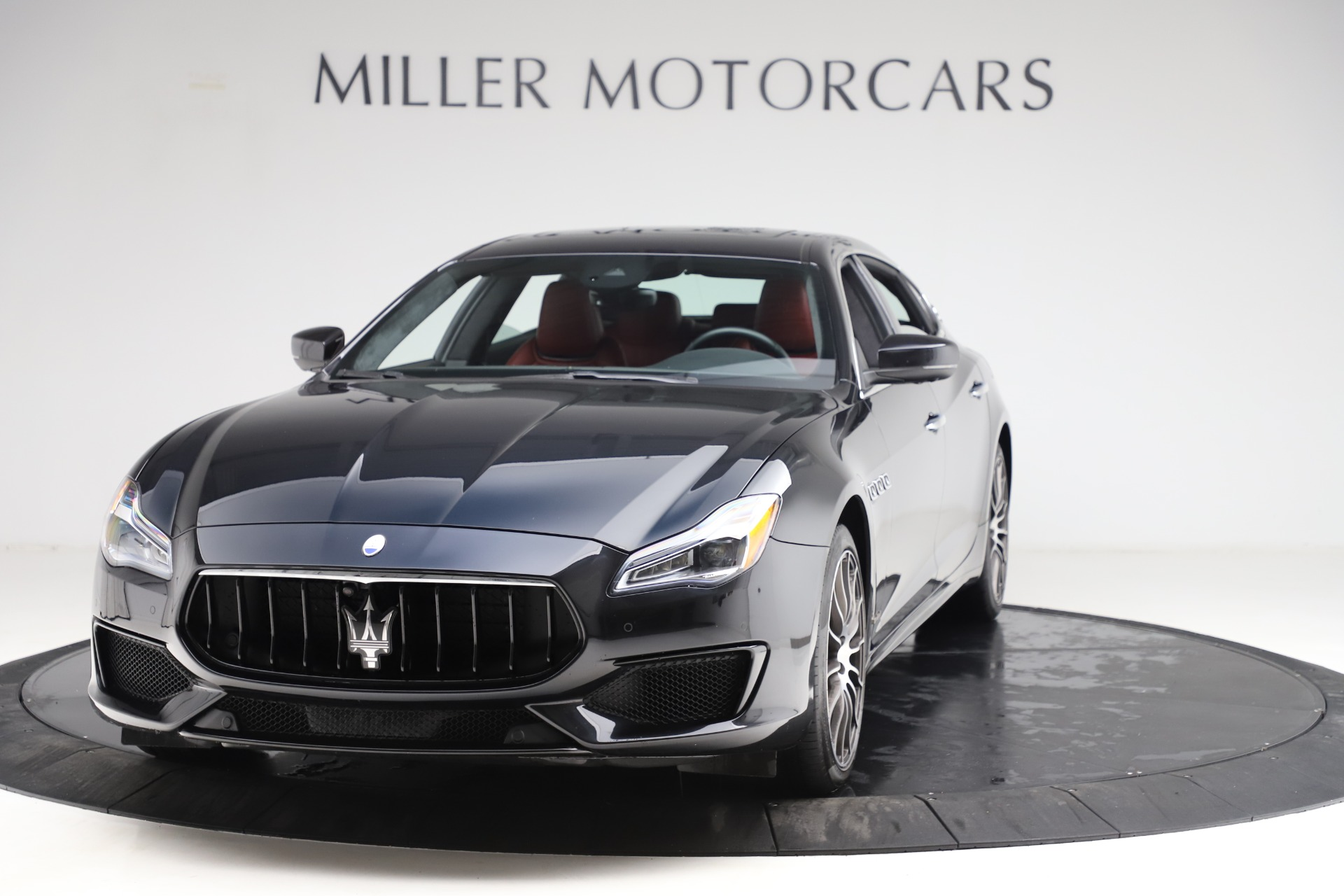 New 2018 Maserati Quattroporte S Q4 GranSport For Sale In Greenwich, CT 2029_main