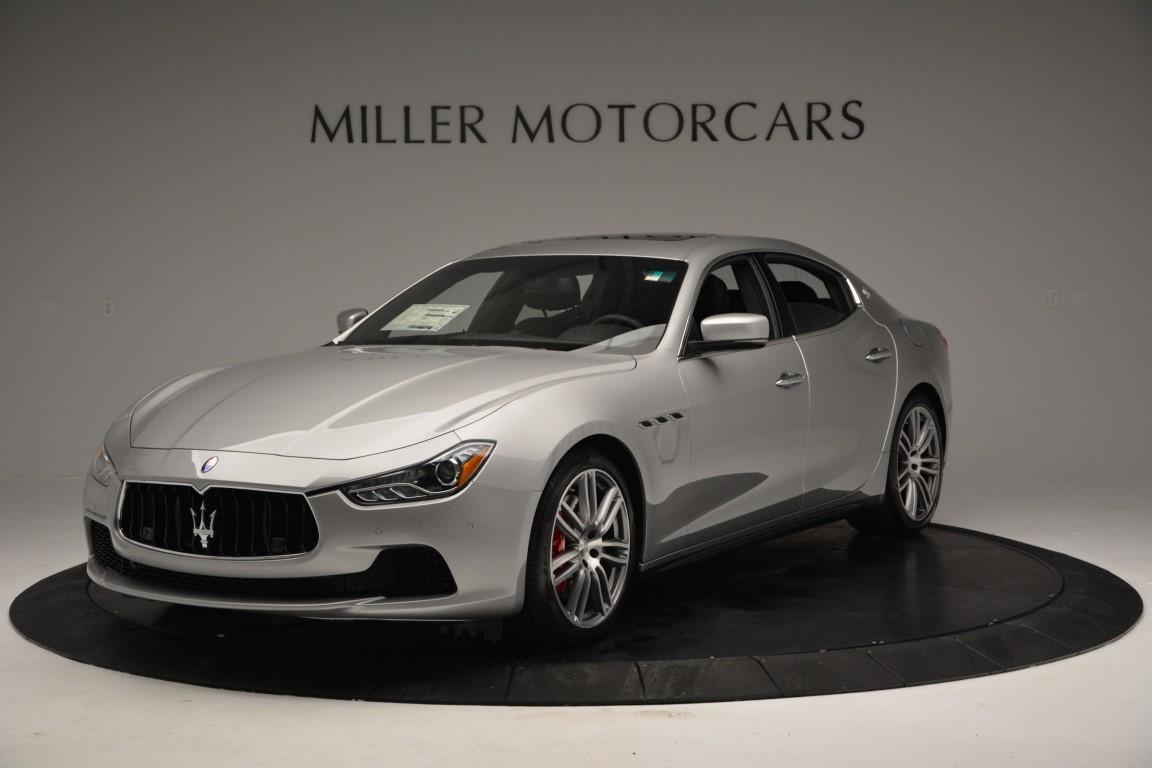 New 2016 Maserati Ghibli S Q4 For Sale In Greenwich, CT 203_main