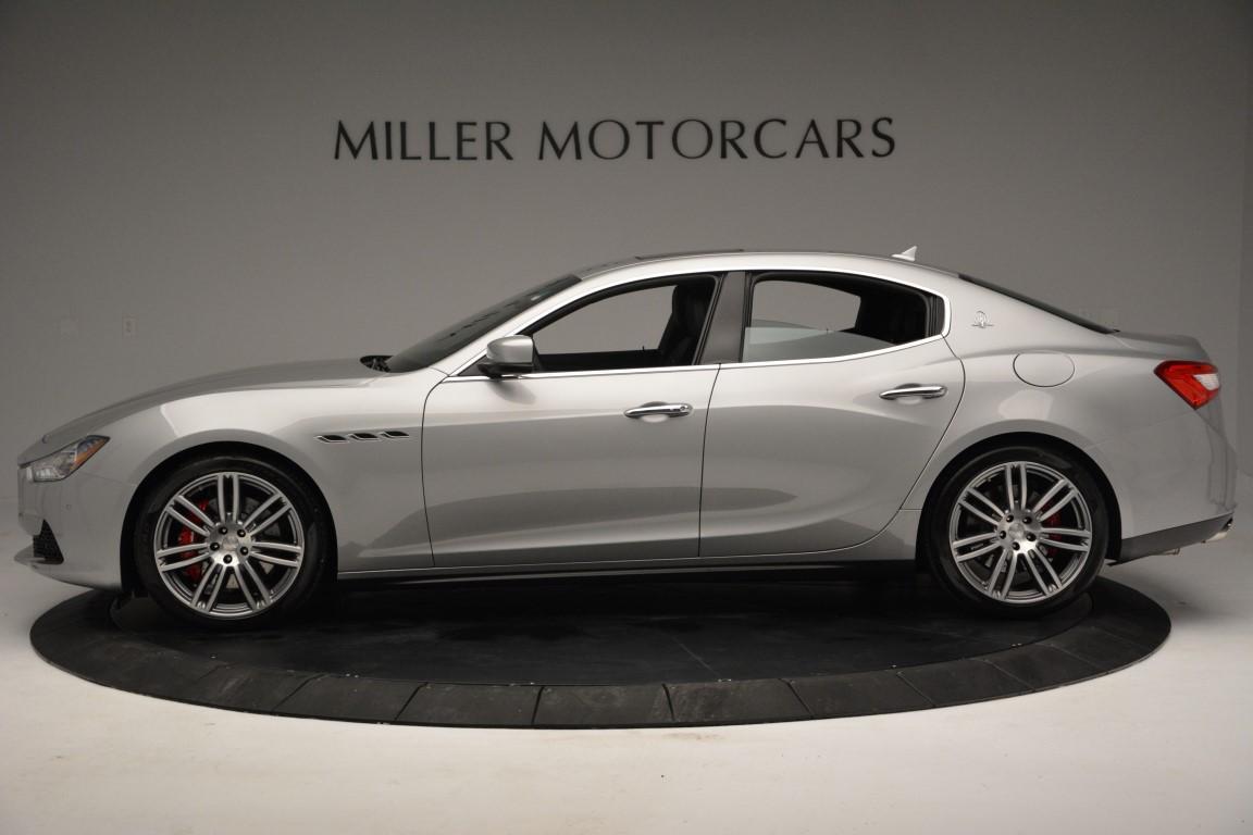 New 2016 Maserati Ghibli S Q4 For Sale In Greenwich, CT 203_p3
