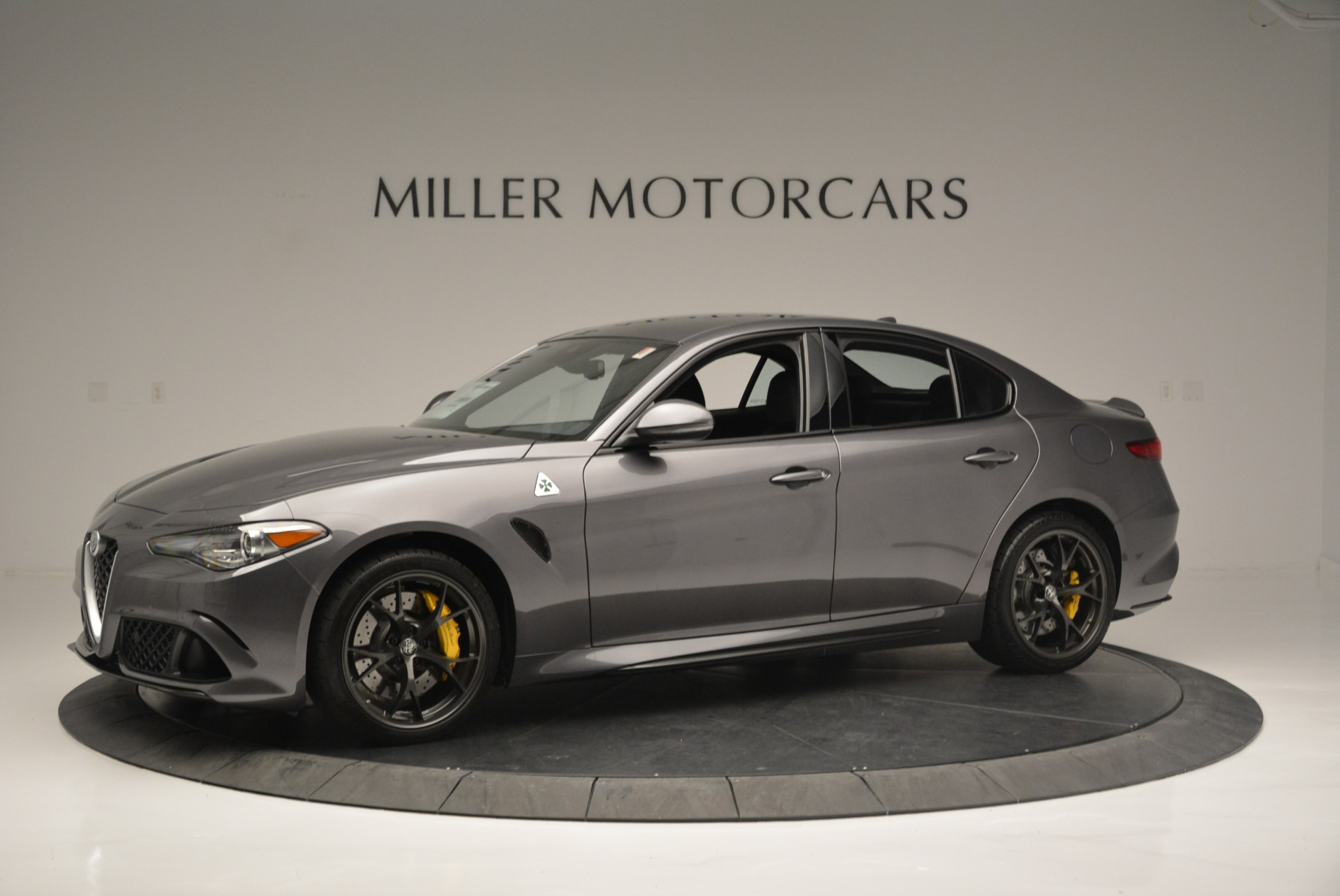 New 2018 Alfa Romeo Giulia Quadrifoglio For Sale In Greenwich, CT 2032_p2