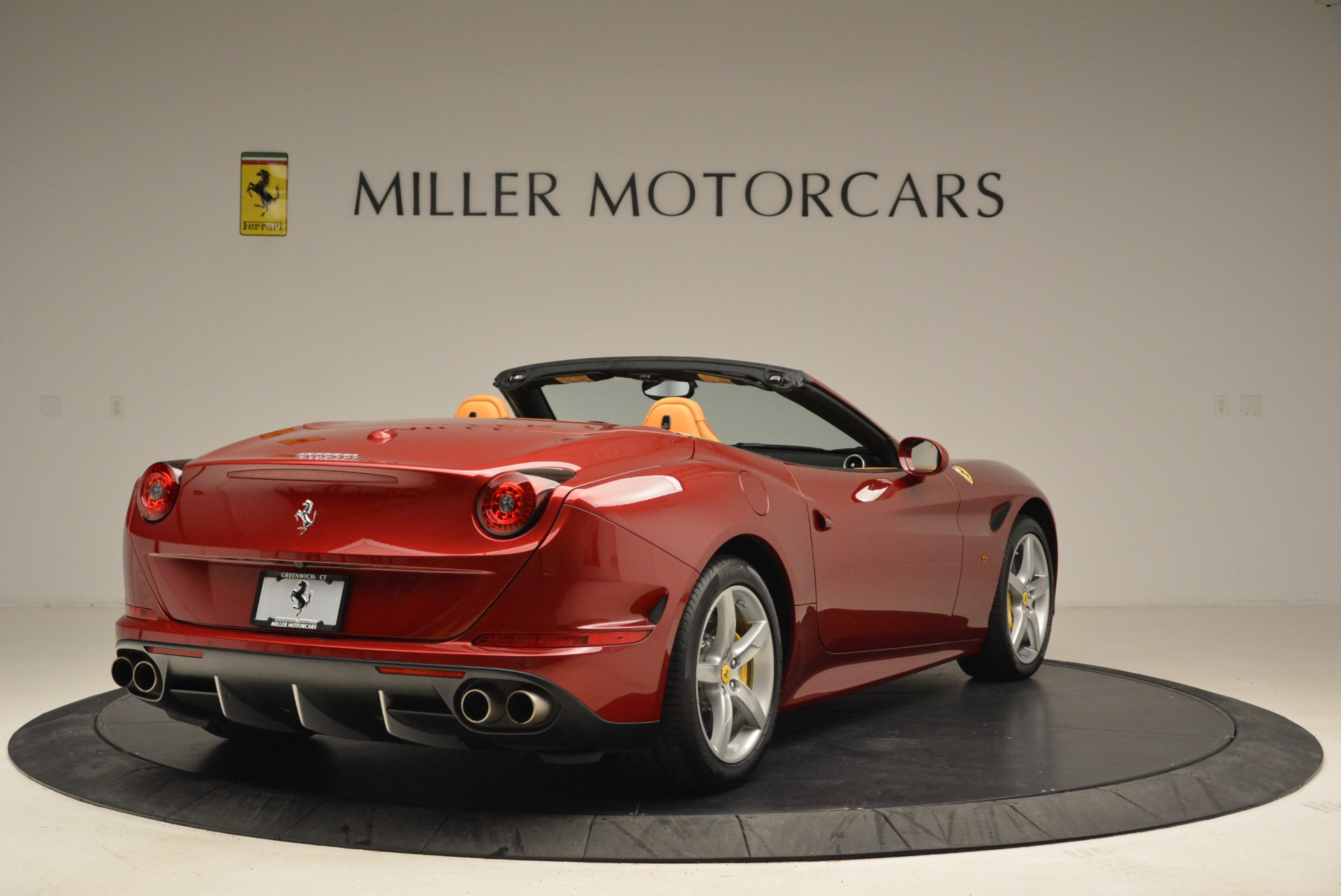 Used 2015 Ferrari California T  For Sale In Greenwich, CT 2033_p7
