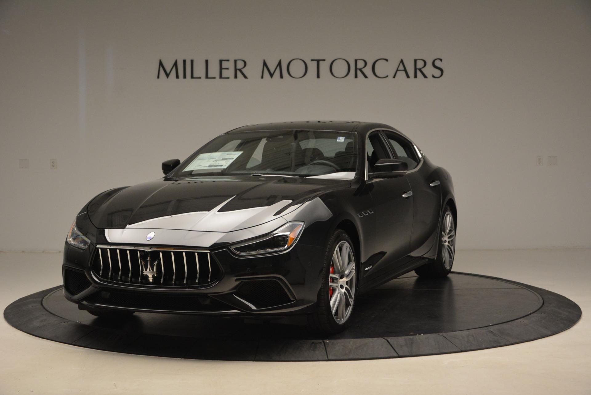 New 2018 Maserati Ghibli S Q4 Gransport For Sale In Greenwich, CT 2036_main