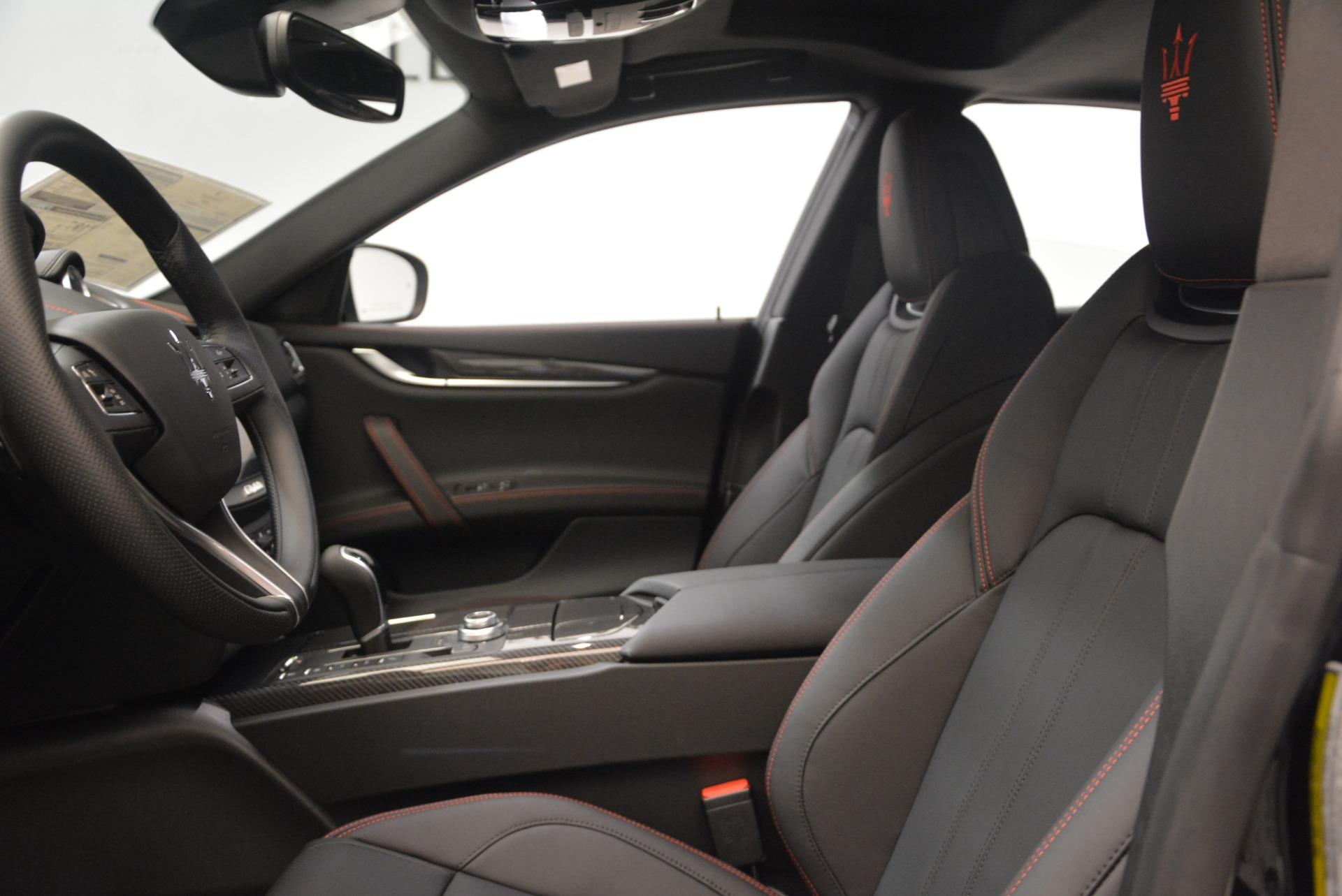 New 2018 Maserati Ghibli S Q4 Gransport For Sale In Greenwich, CT 2036_p14