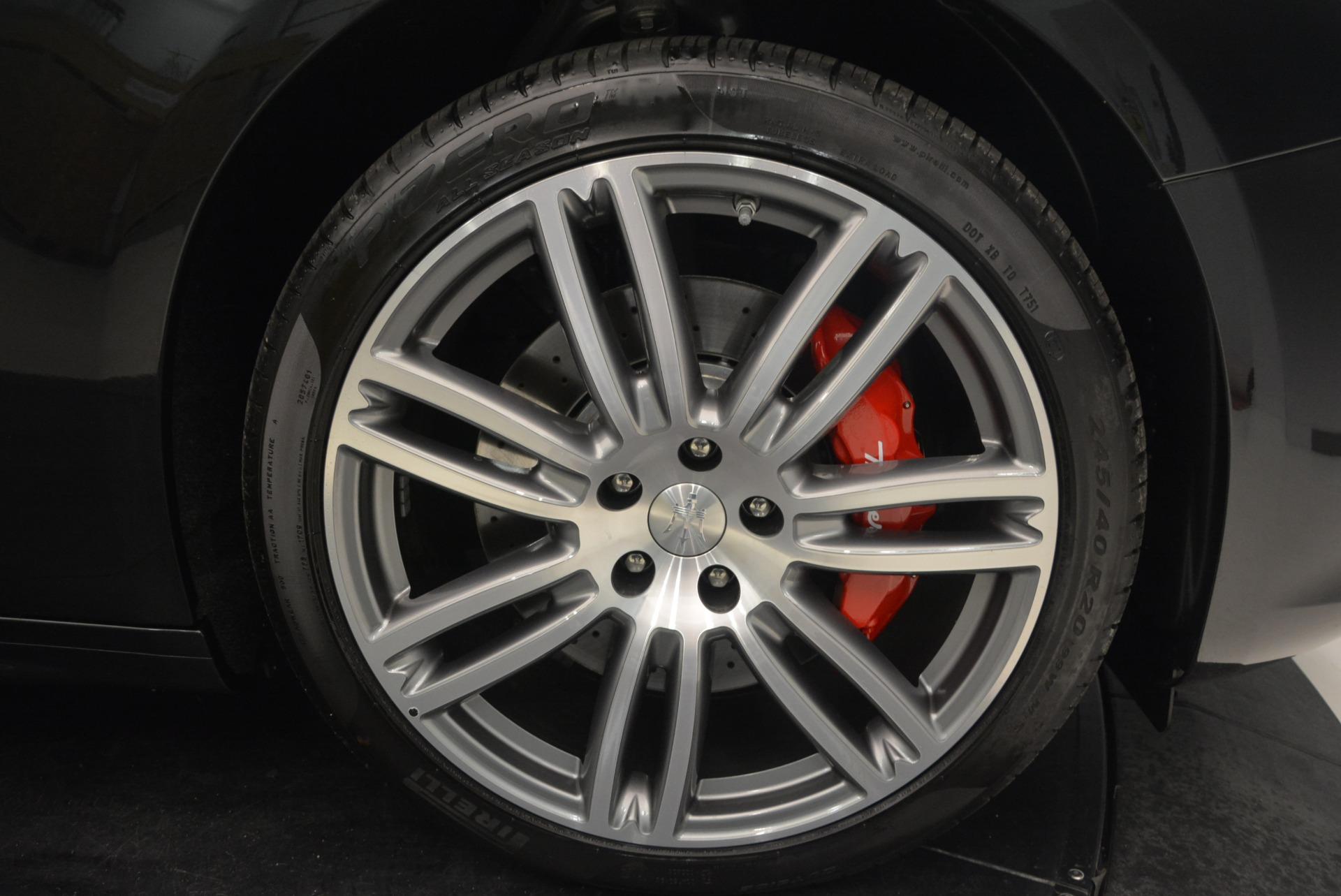 New 2018 Maserati Ghibli S Q4 Gransport For Sale In Greenwich, CT 2036_p25