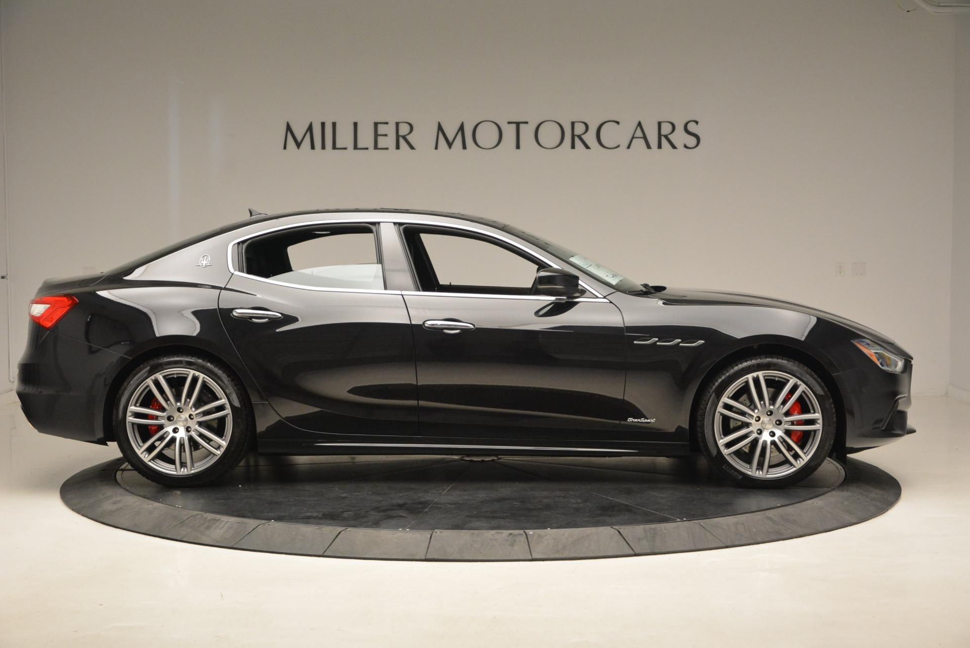 New 2018 Maserati Ghibli S Q4 Gransport For Sale In Greenwich, CT 2036_p9