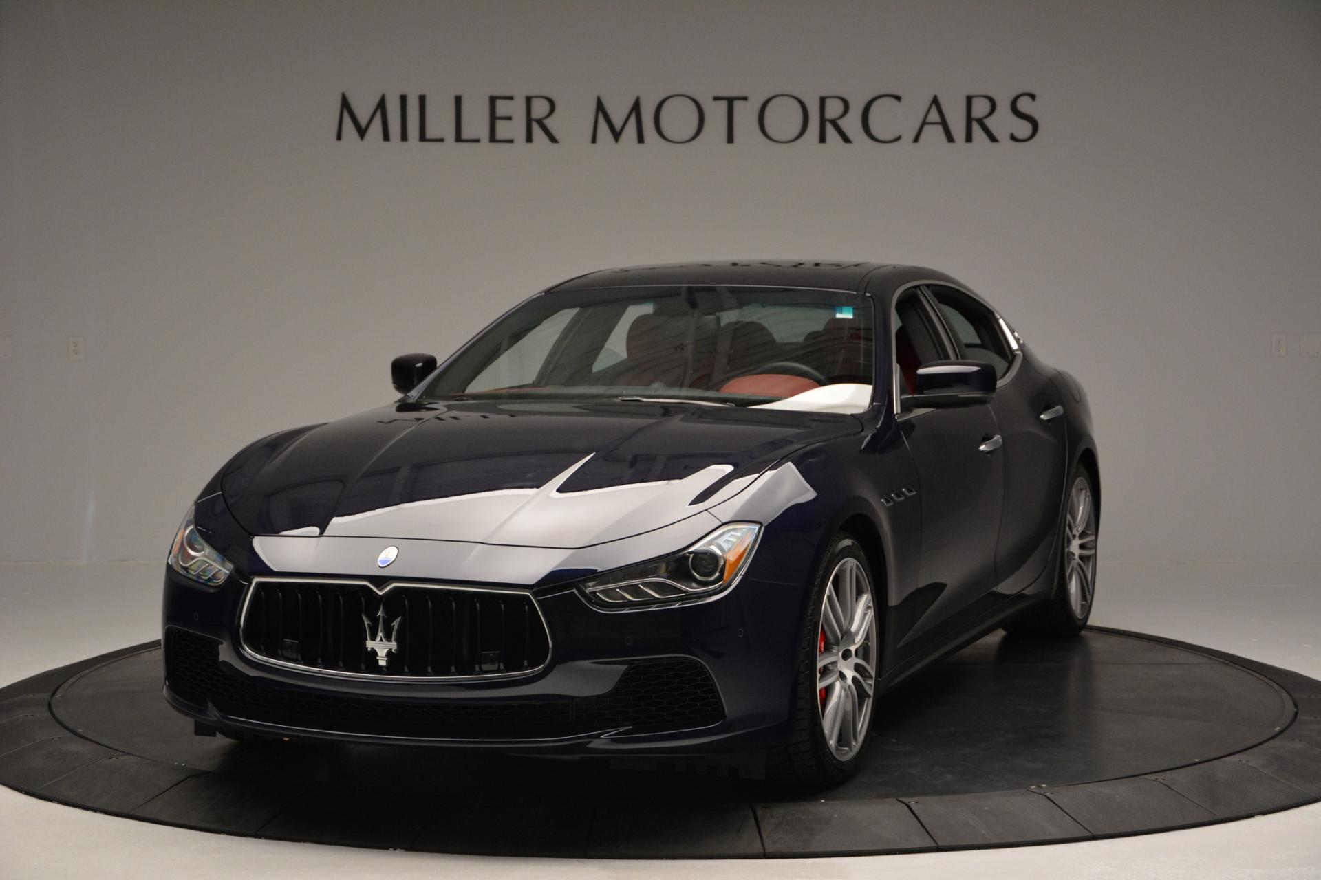 New 2016 Maserati Ghibli S Q4 For Sale In Greenwich, CT