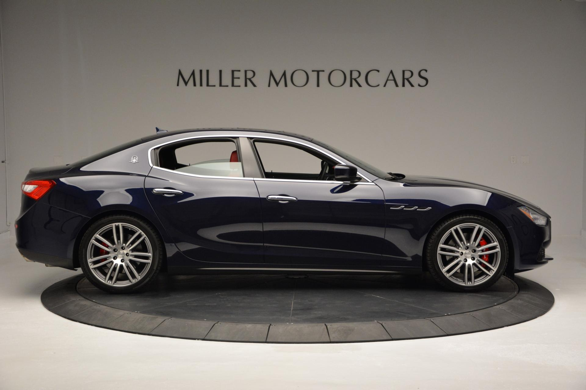 New 2016 Maserati Ghibli S Q4 For Sale In Greenwich, CT 204_p9