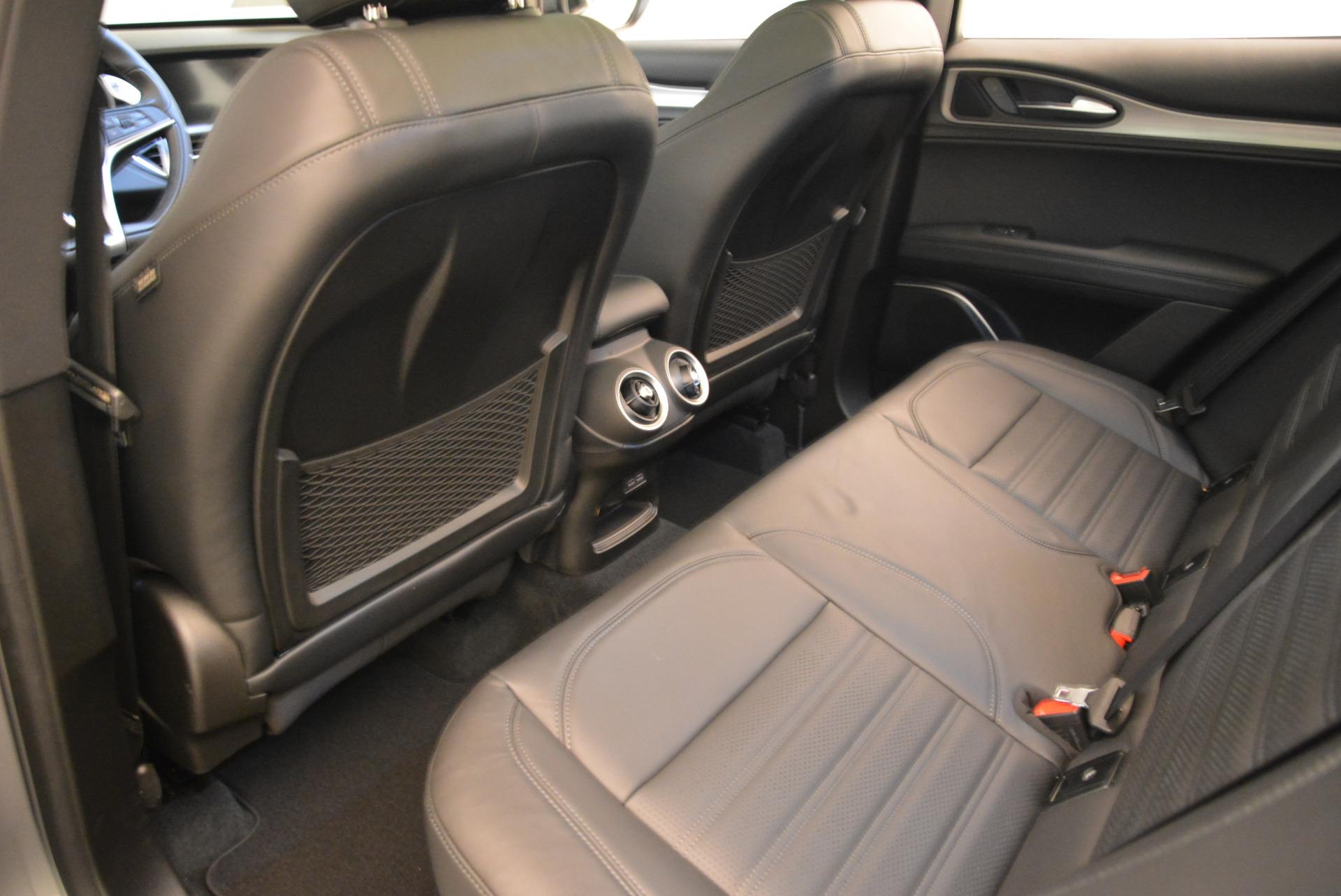 New 2018 Alfa Romeo Stelvio Ti Sport Q4 For Sale In Greenwich, CT 2040_p16