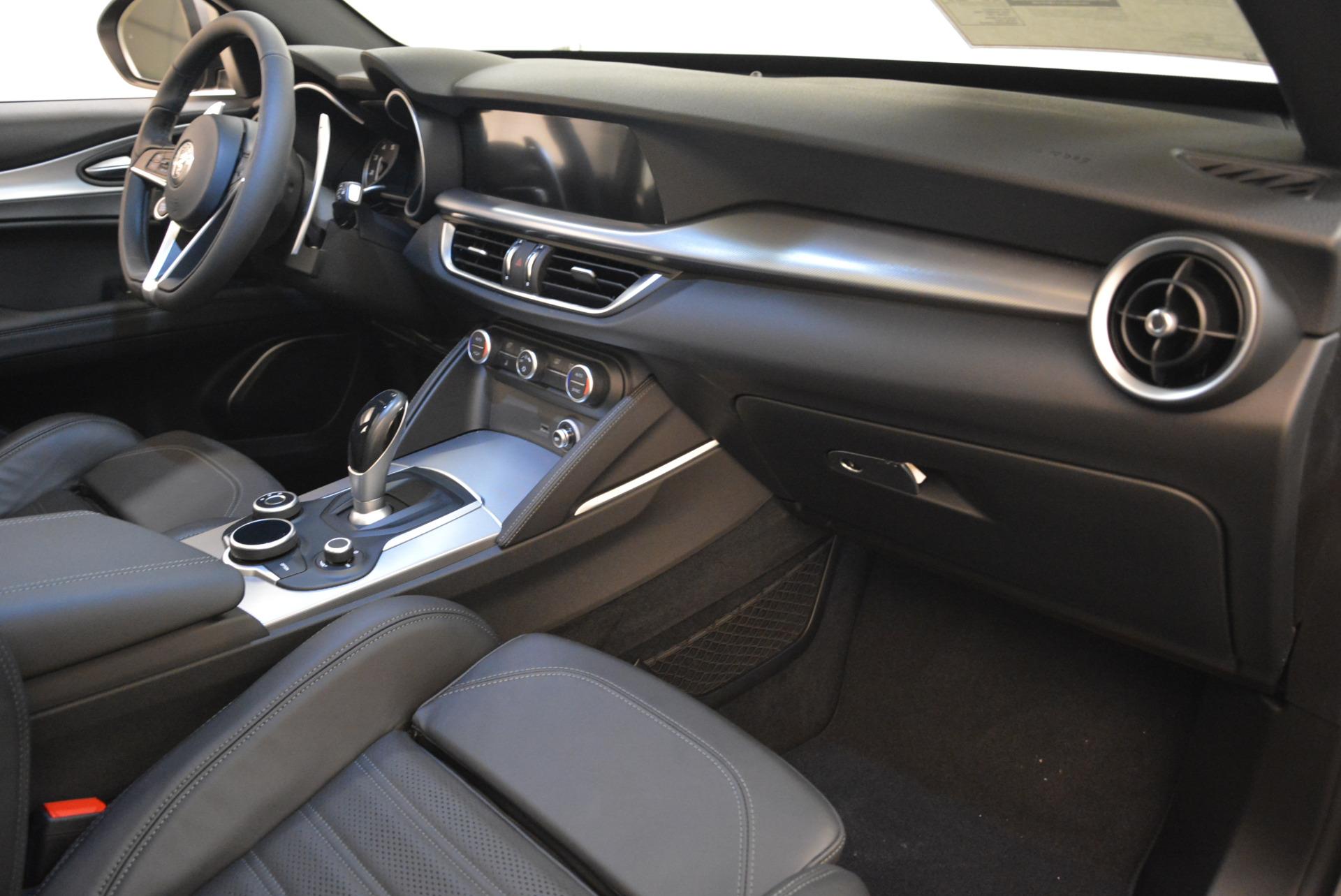 New 2018 Alfa Romeo Stelvio Ti Sport Q4 For Sale In Greenwich, CT 2040_p19