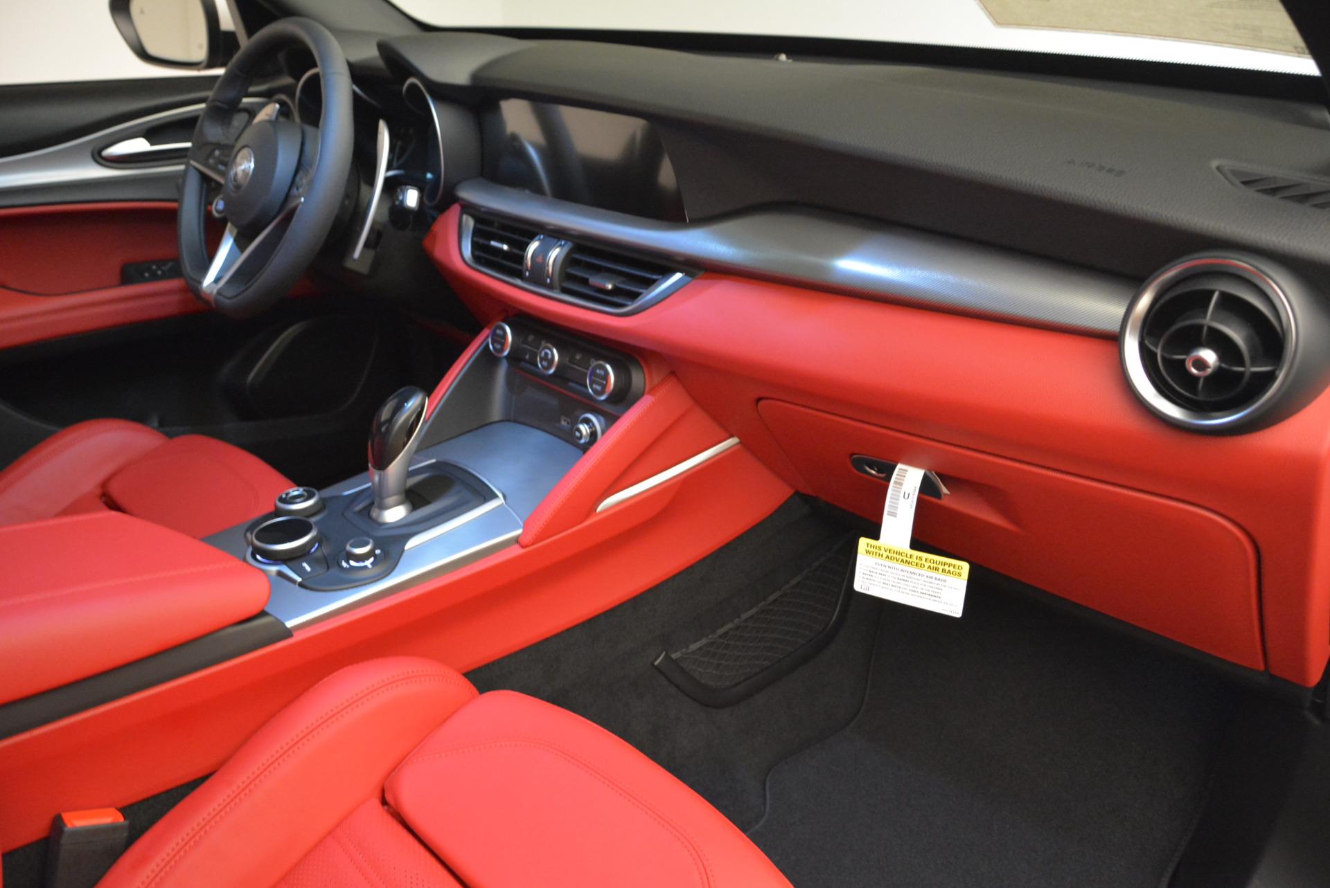 New 2018 Alfa Romeo Stelvio Ti Sport Q4 For Sale In Greenwich, CT 2041_p19