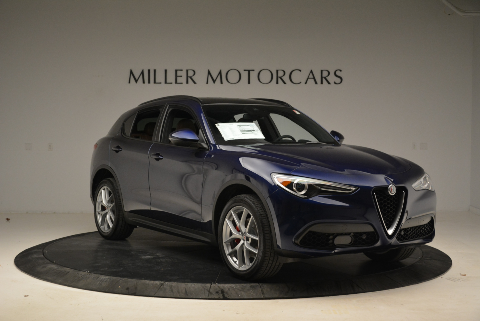 New 2018 Alfa Romeo Stelvio Ti Sport Q4 For Sale In Greenwich, CT 2042_p11