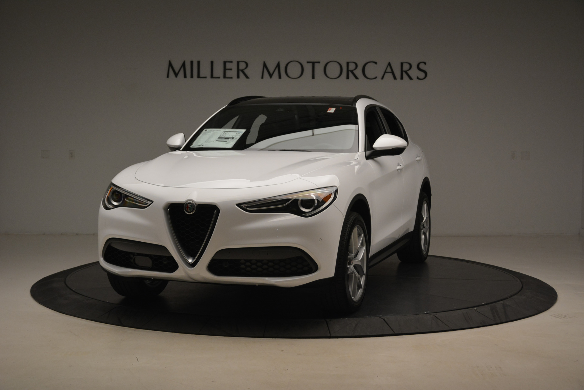 New 2018 Alfa Romeo Stelvio Ti Sport Q4 For Sale In Greenwich, CT