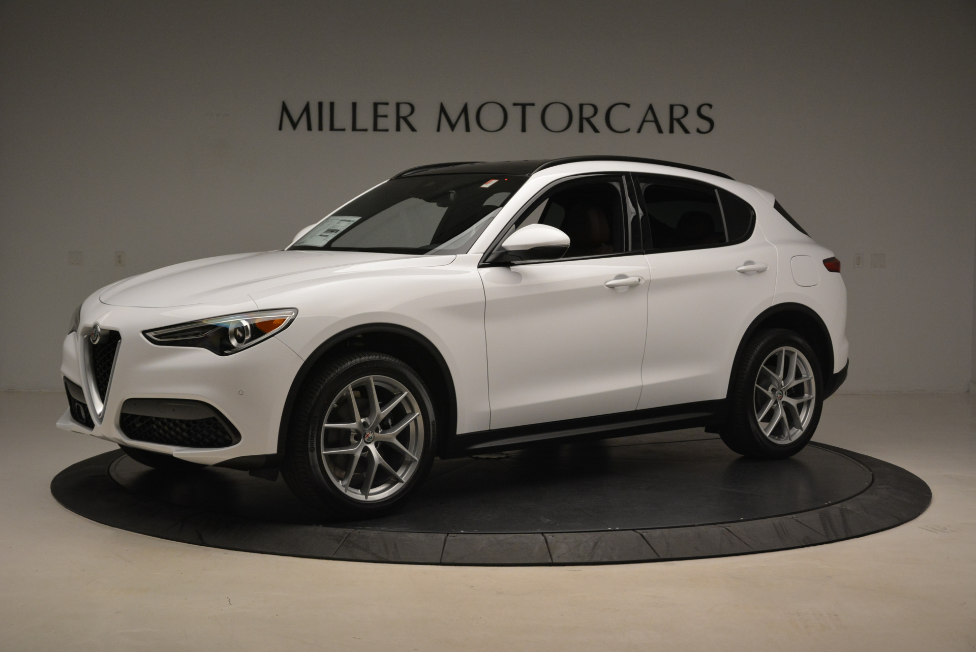 New 2018 Alfa Romeo Stelvio Ti Sport Q4 For Sale In Greenwich, CT 2044_p2