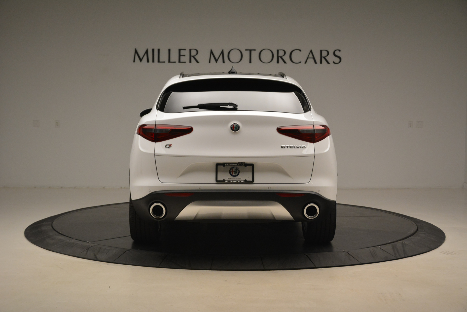 New 2018 Alfa Romeo Stelvio Ti Sport Q4 For Sale In Greenwich, CT 2044_p6