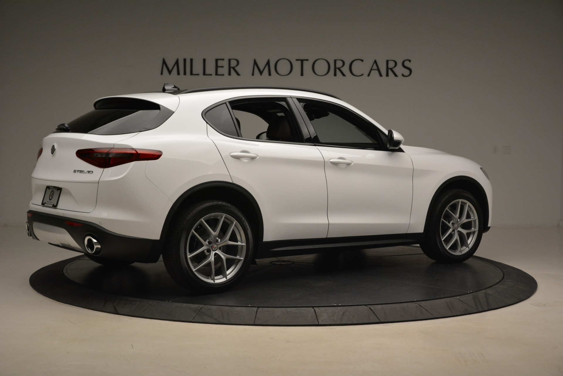 New 2018 Alfa Romeo Stelvio Ti Sport Q4 For Sale In Greenwich, CT 2044_p8