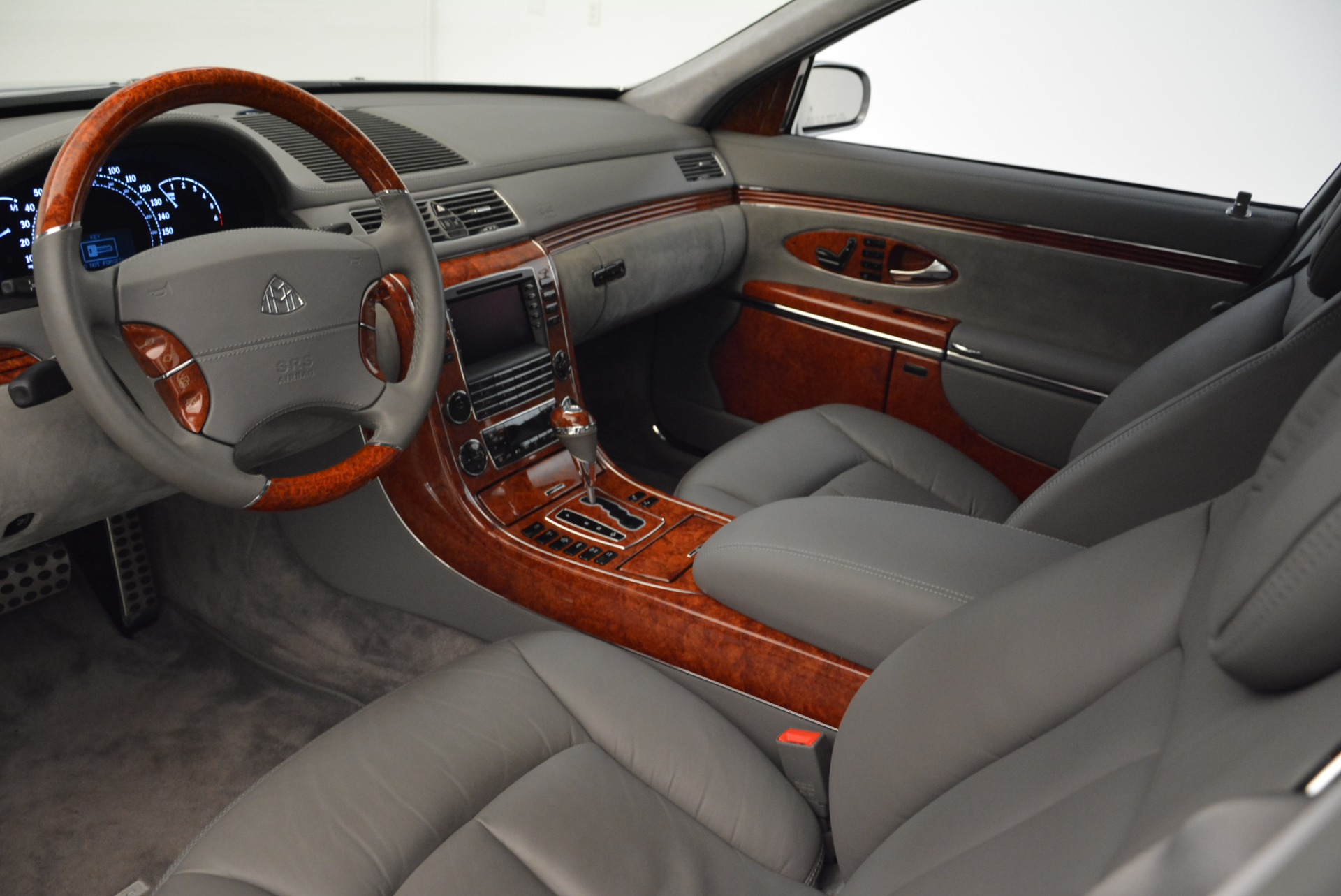 Used 2004 Maybach 57  For Sale In Greenwich, CT 2045_p14