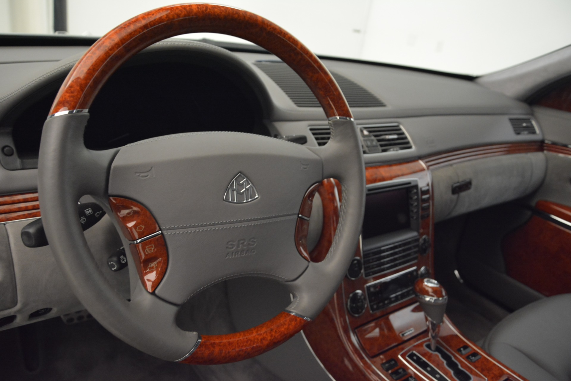 Used 2004 Maybach 57  For Sale In Greenwich, CT 2045_p15