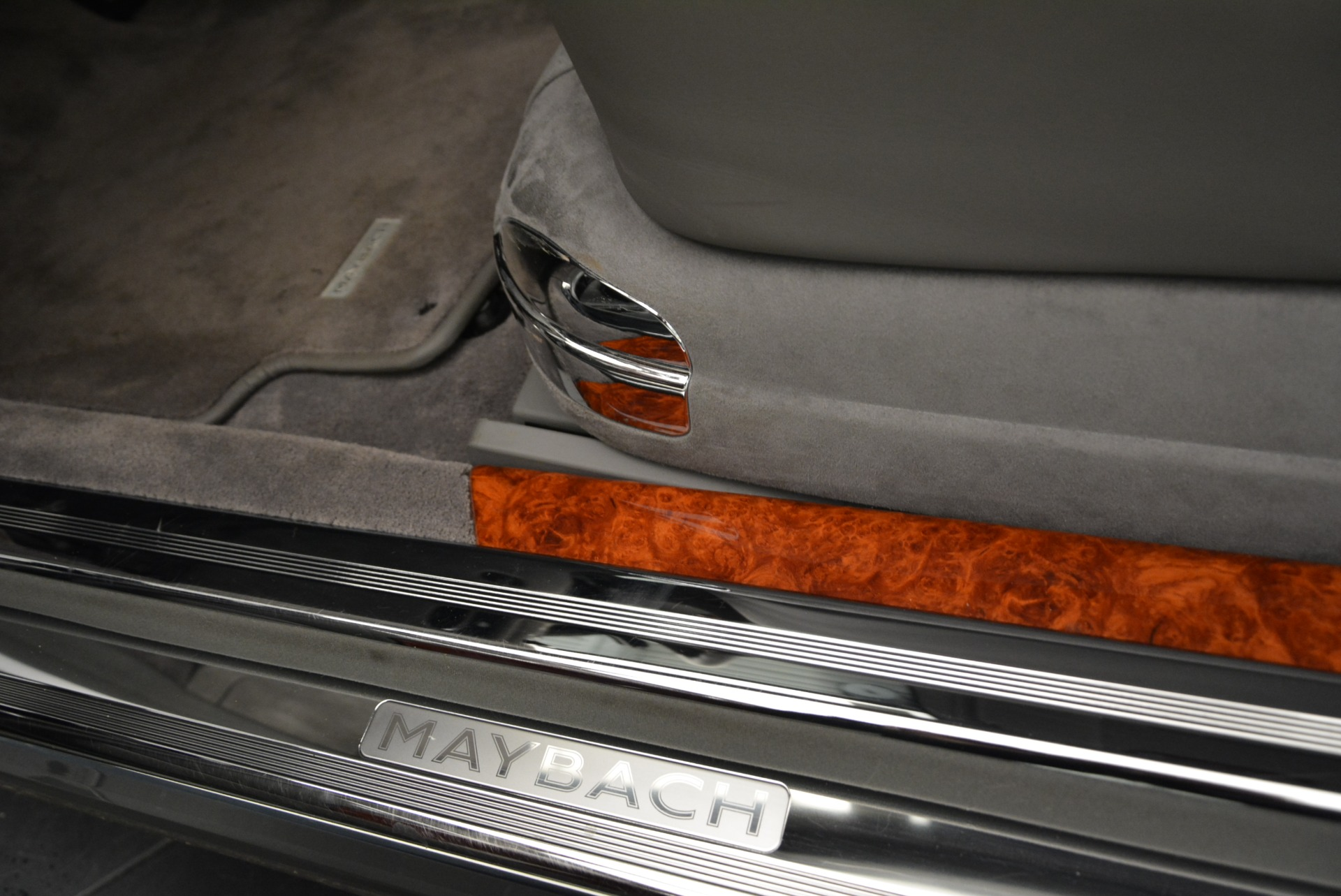 Used 2004 Maybach 57  For Sale In Greenwich, CT 2045_p16