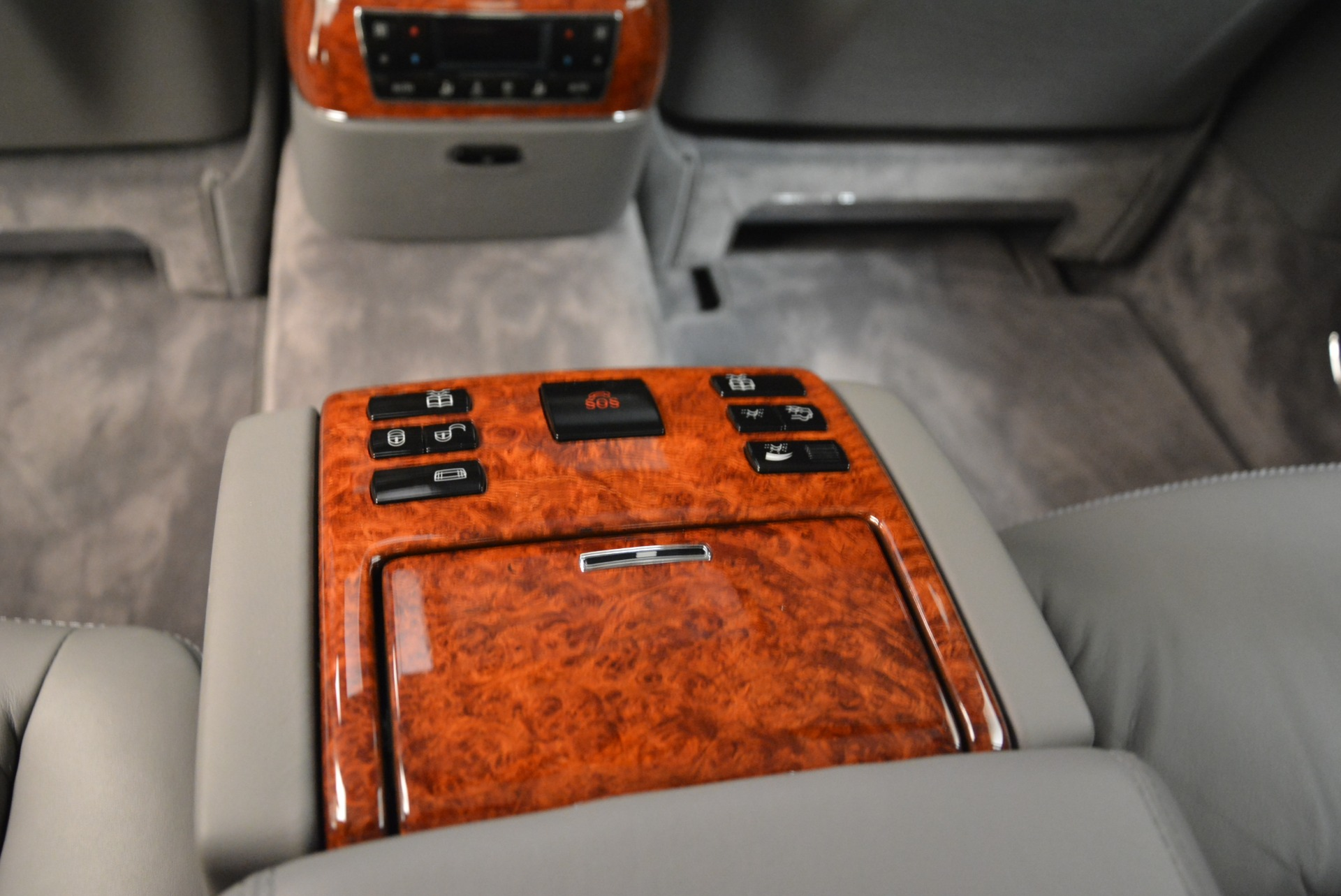 Used 2004 Maybach 57  For Sale In Greenwich, CT 2045_p30