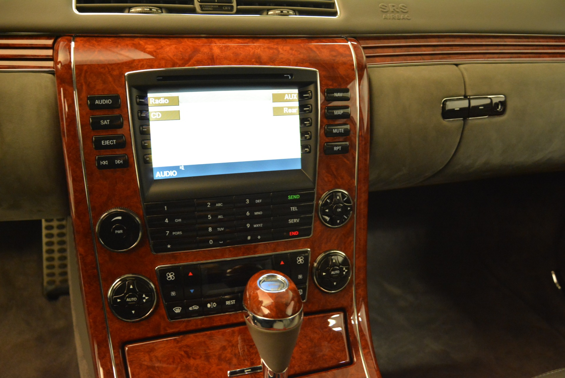 Used 2004 Maybach 57  For Sale In Greenwich, CT 2045_p34