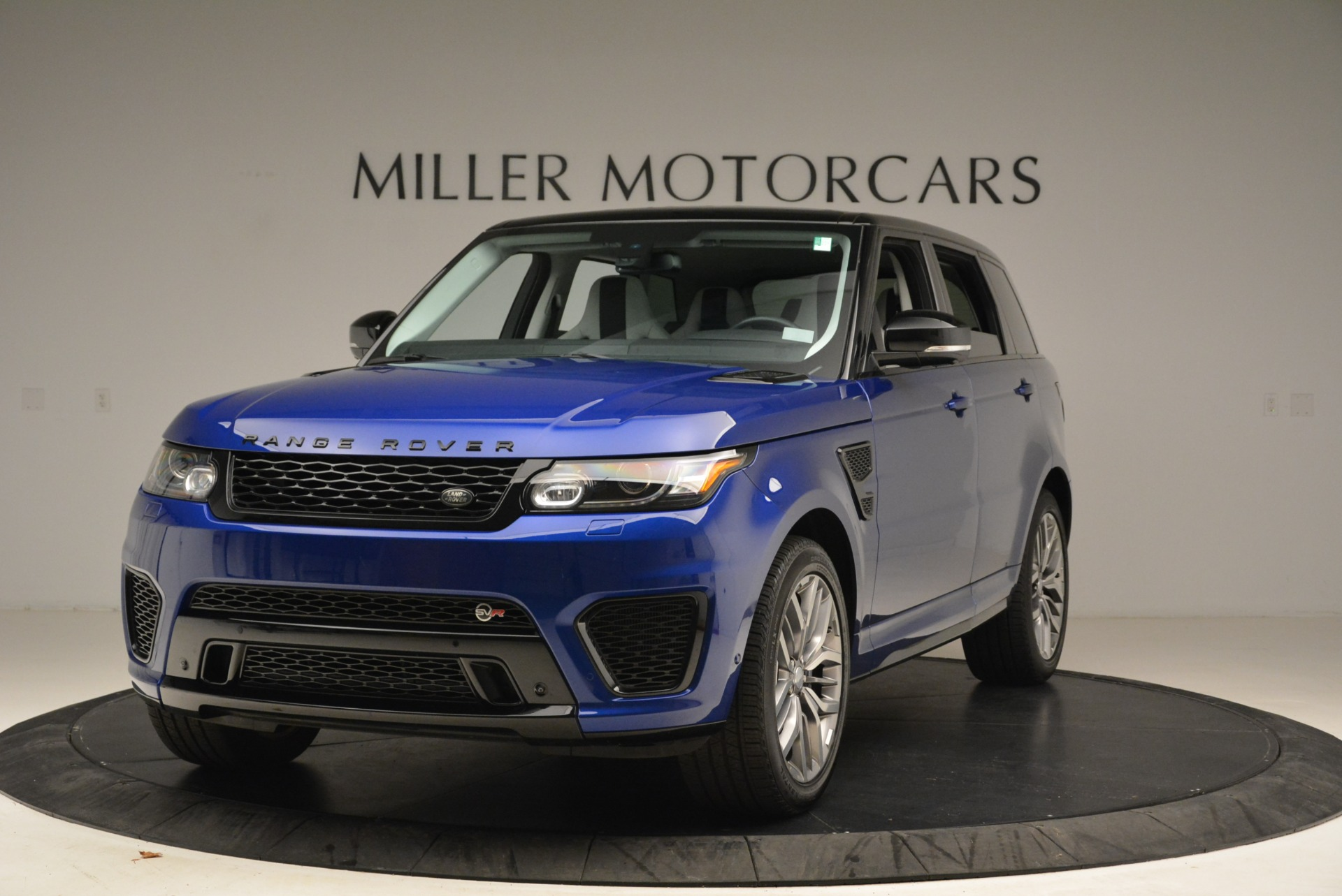 Used 2015 Land Rover Range Rover Sport SVR For Sale In Greenwich, CT 2046_main