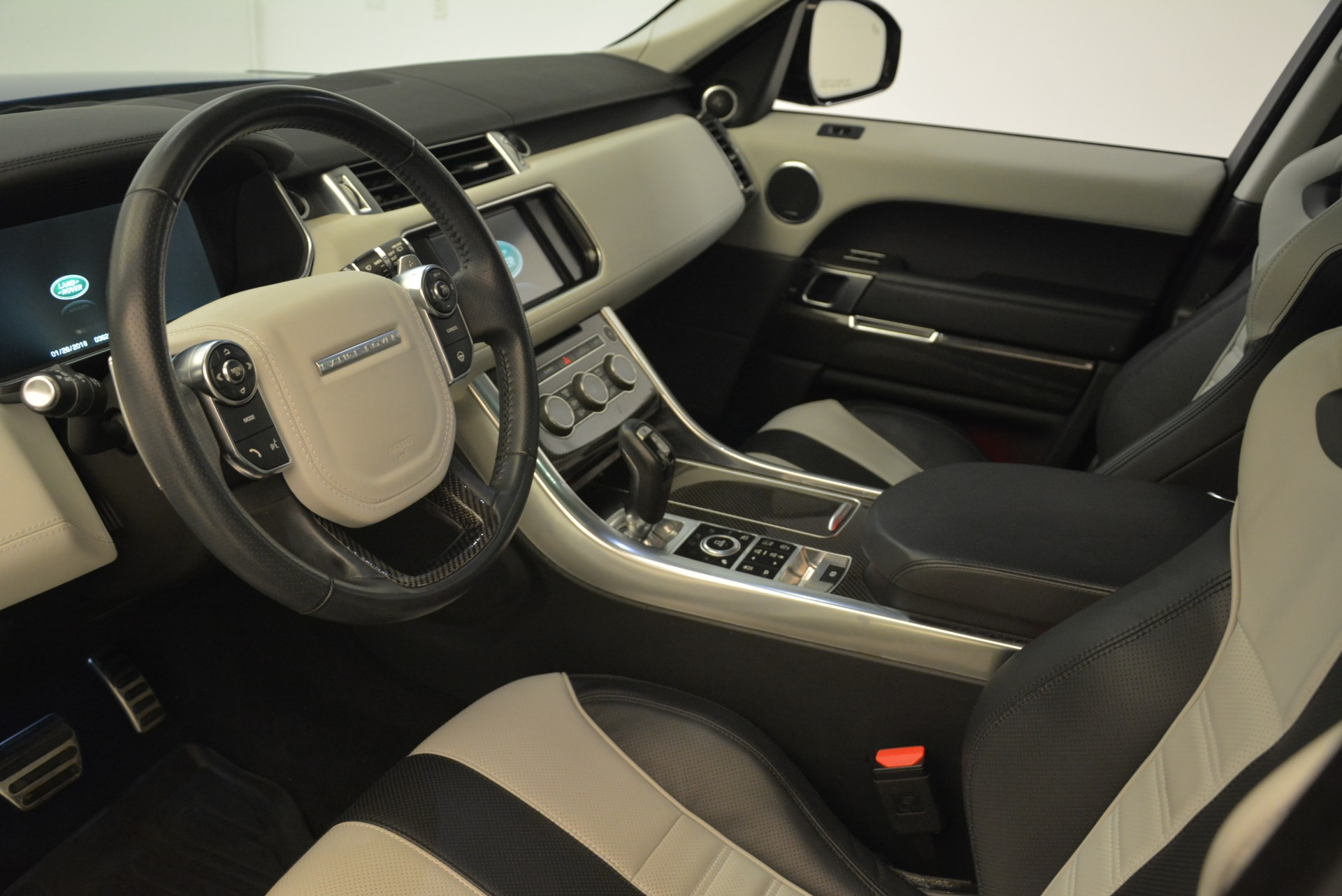 Used 2015 Land Rover Range Rover Sport SVR For Sale In Greenwich, CT 2046_p15