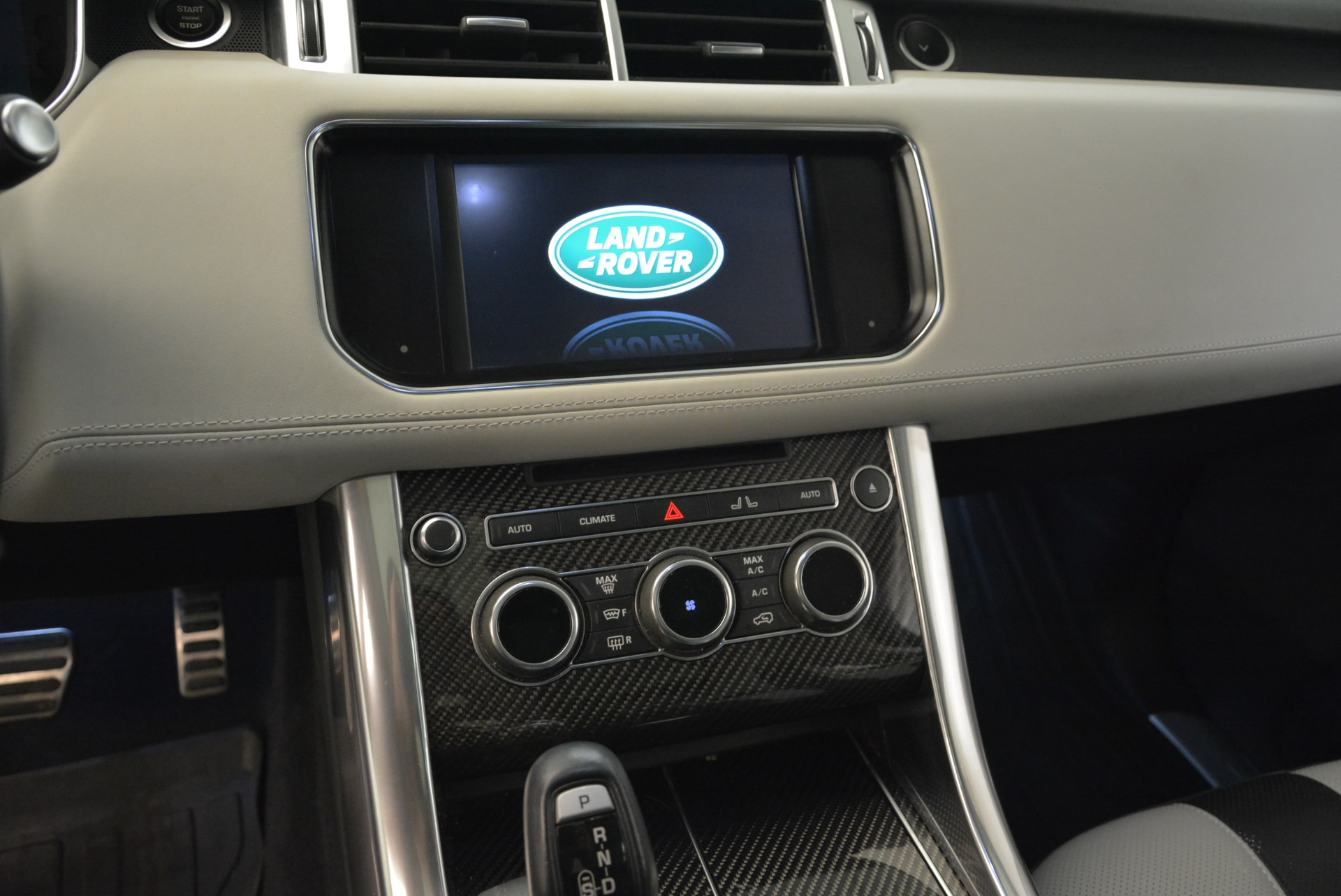 Used 2015 Land Rover Range Rover Sport SVR For Sale In Greenwich, CT 2046_p20