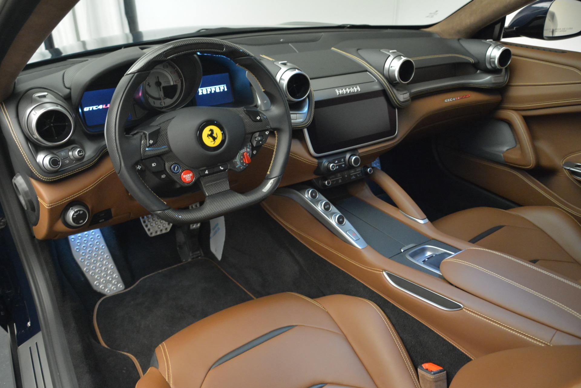 Used 2017 Ferrari GTC4Lusso  For Sale In Greenwich, CT 2047_p13