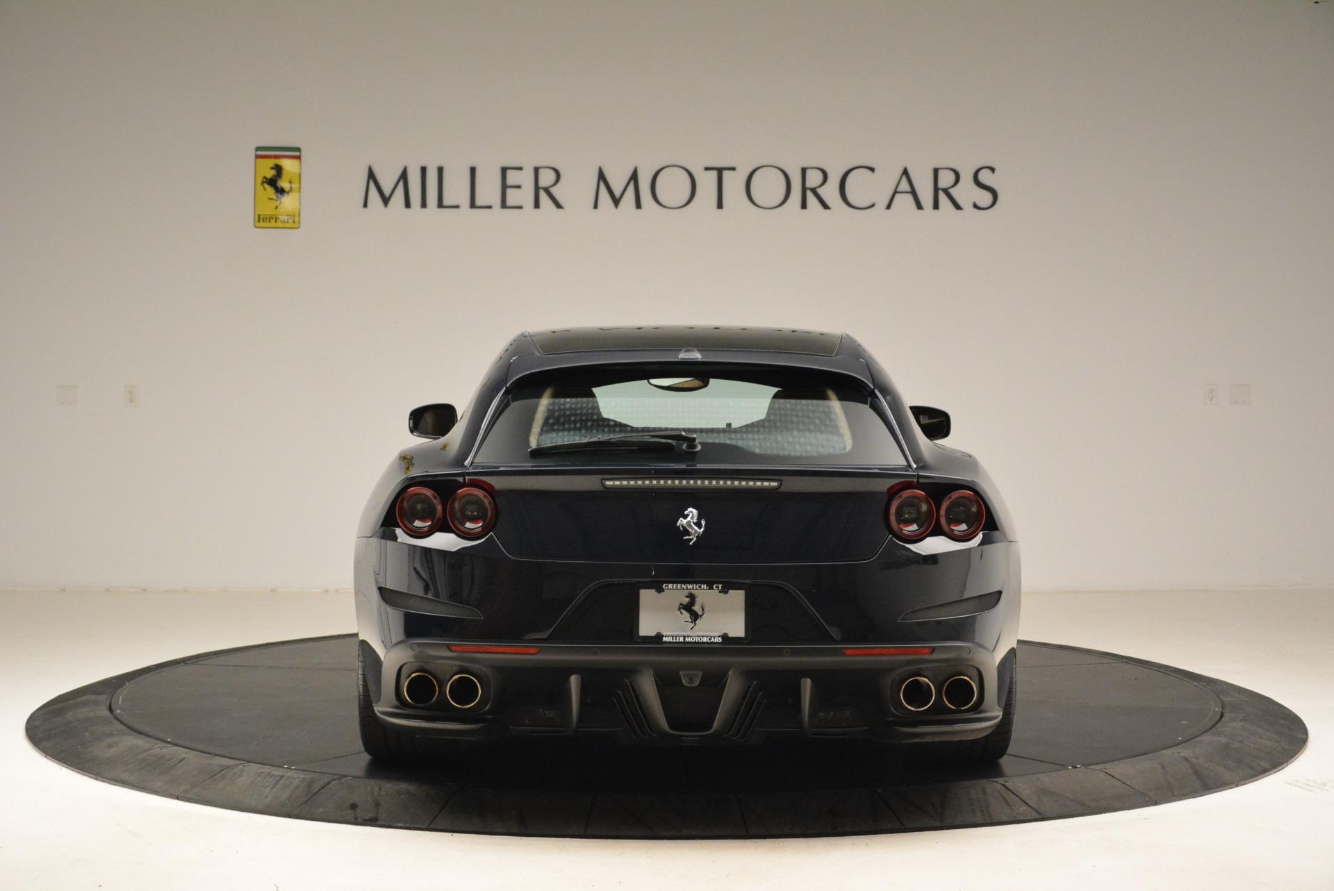 Used 2017 Ferrari GTC4Lusso  For Sale In Greenwich, CT 2047_p6