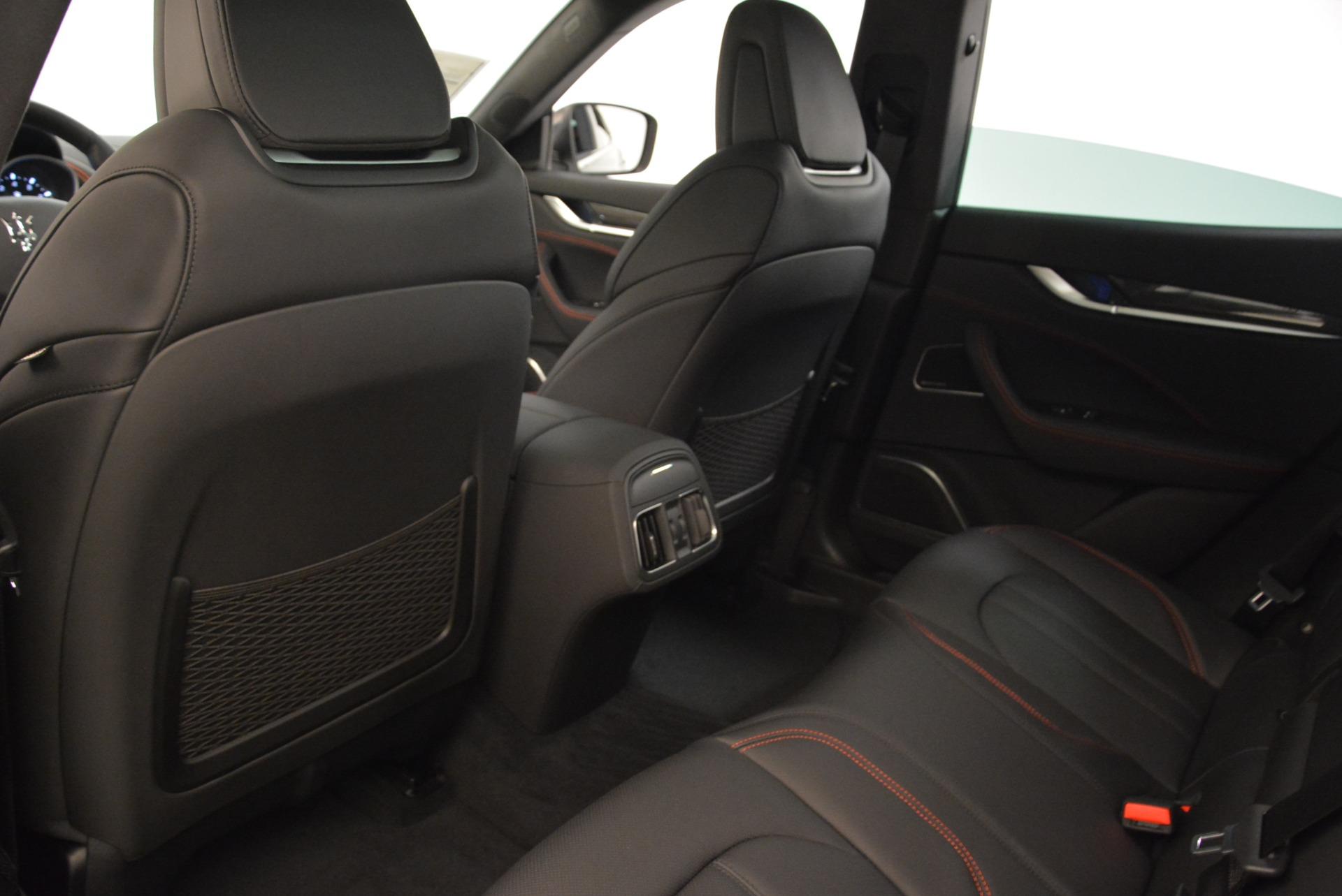 New 2018 Maserati Levante Q4 GranSport For Sale In Greenwich, CT 2048_p19