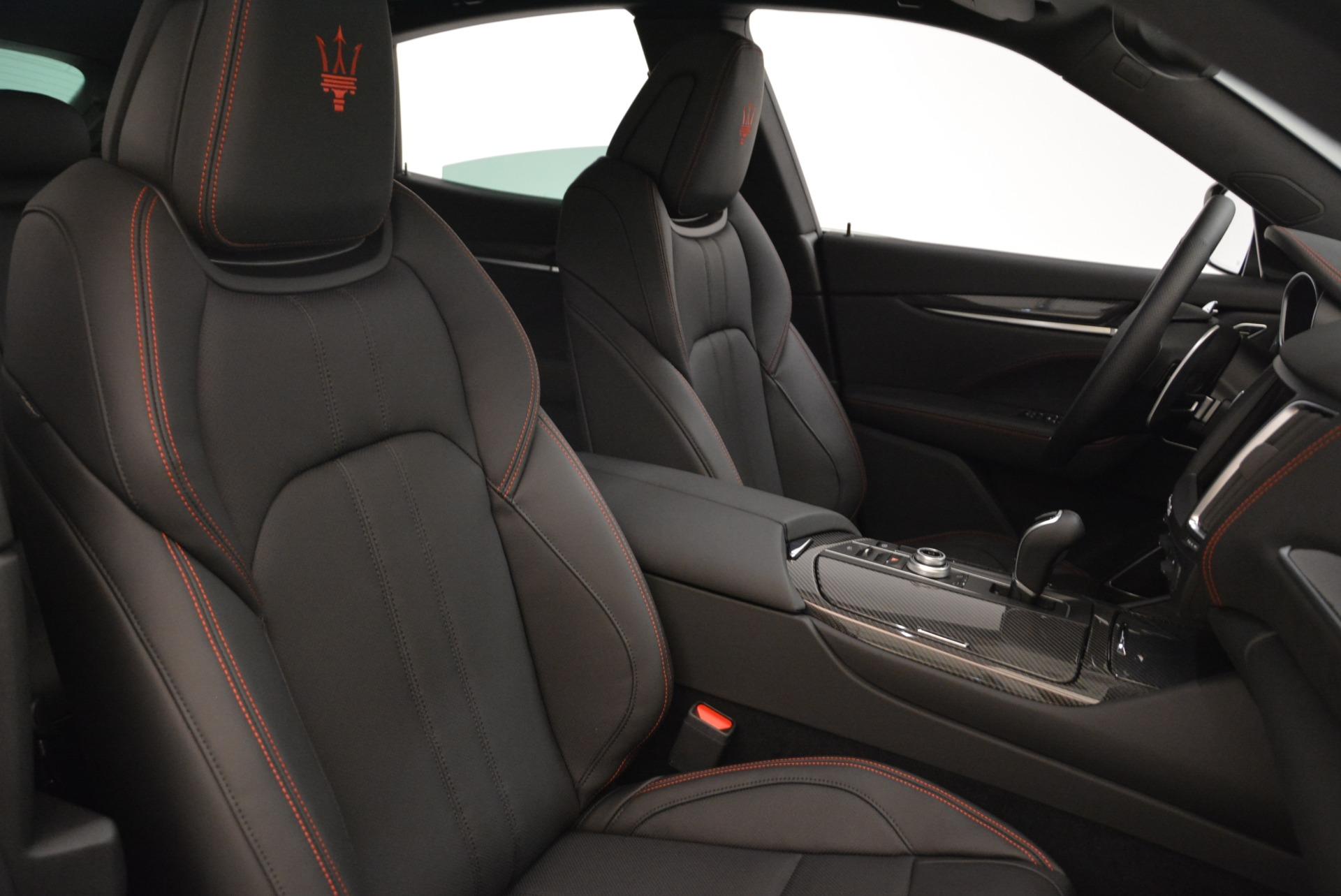 New 2018 Maserati Levante Q4 GranSport For Sale In Greenwich, CT 2048_p24