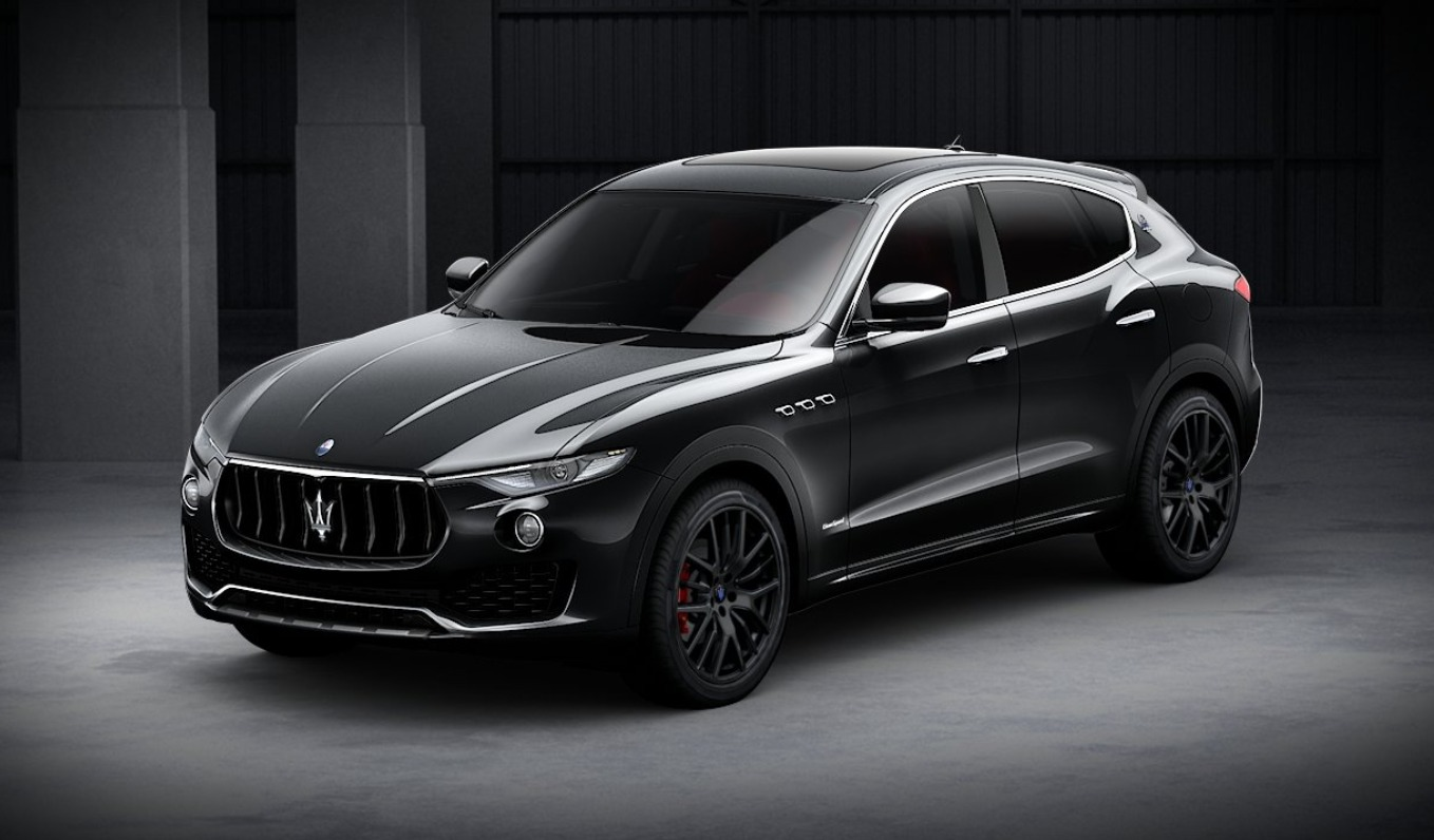 New 2018 Maserati Levante Q4 GranSport For Sale In Greenwich, CT