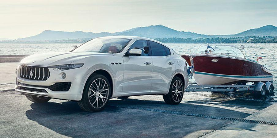 New 2017 Maserati Levante  For Sale In Greenwich, CT 205_p2