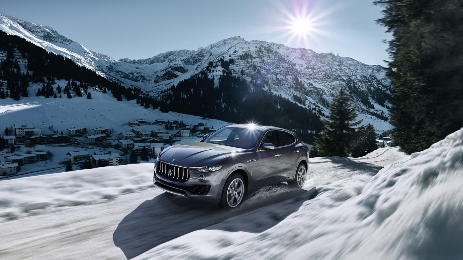 New 2017 Maserati Levante  For Sale In Greenwich, CT 205_p4