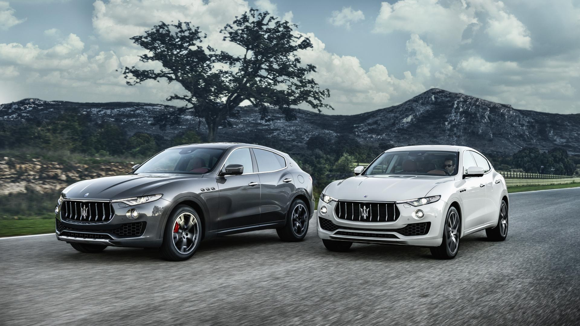 New 2017 Maserati Levante  For Sale In Greenwich, CT 205_p6