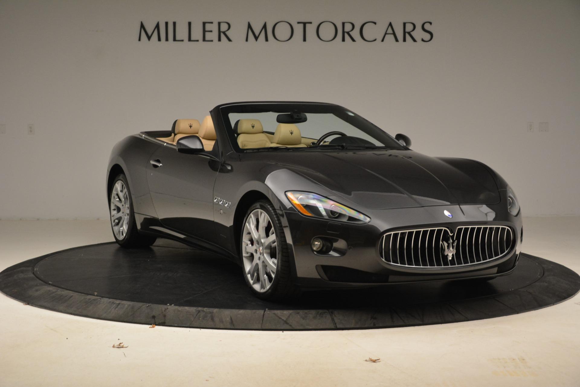 Used 2013 Maserati GranTurismo Convertible  For Sale In Greenwich, CT 2050_p11