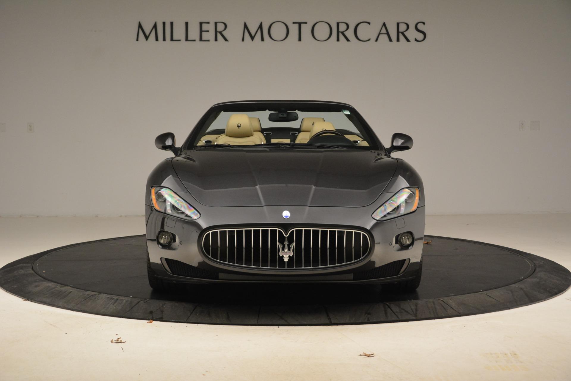 Used 2013 Maserati GranTurismo Convertible  For Sale In Greenwich, CT 2050_p12