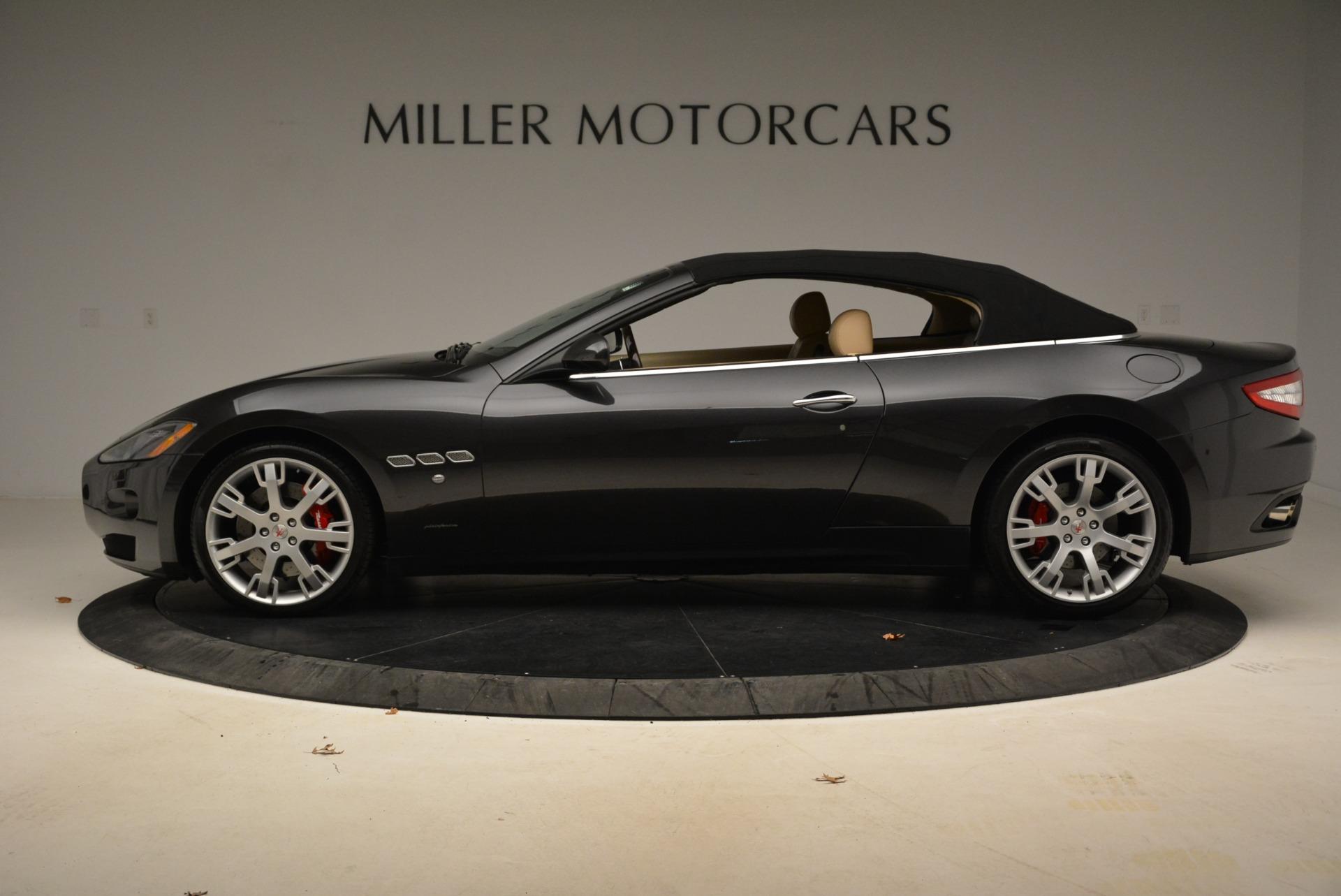 Used 2013 Maserati GranTurismo Convertible  For Sale In Greenwich, CT 2050_p15