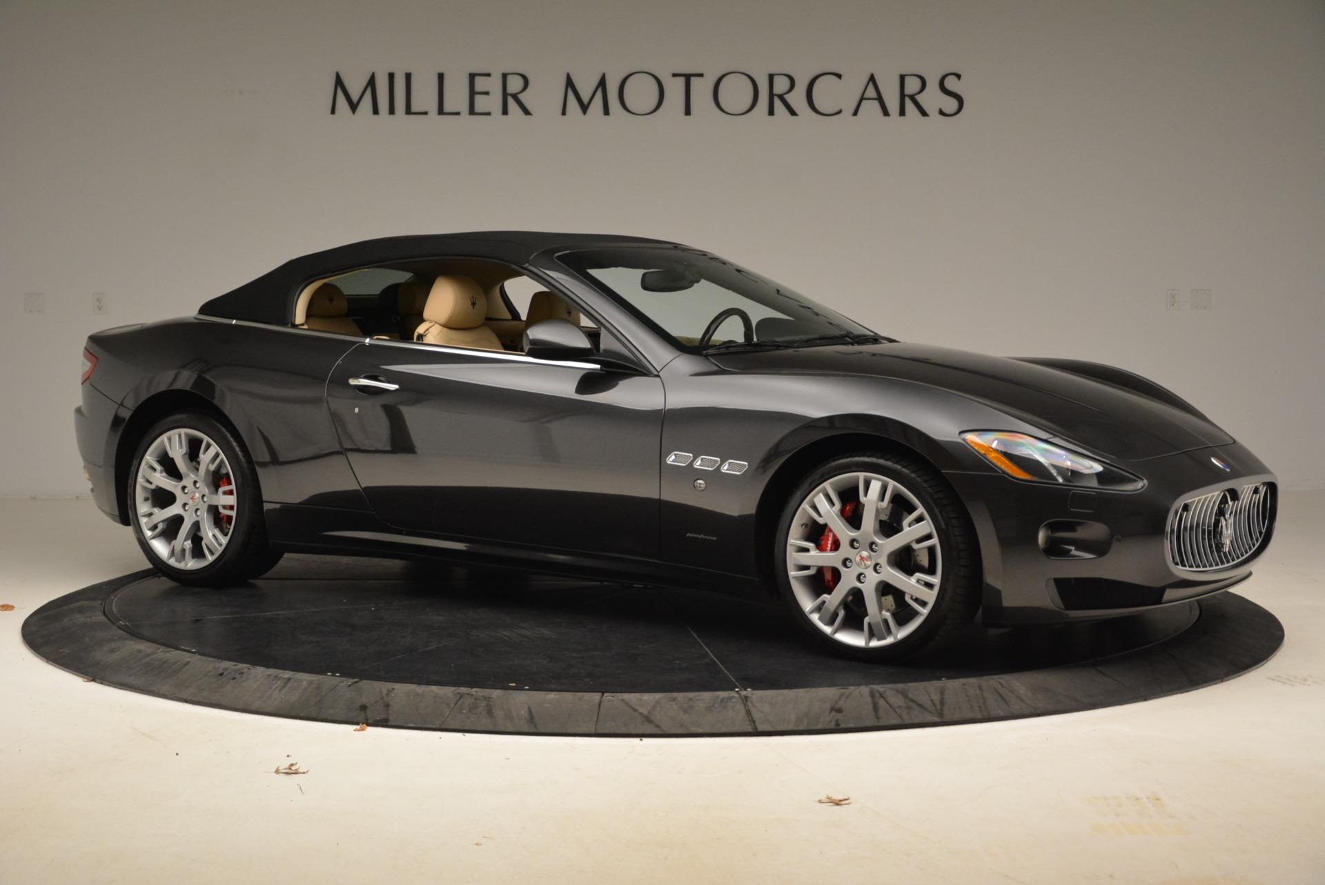 Used 2013 Maserati GranTurismo Convertible  For Sale In Greenwich, CT 2050_p22