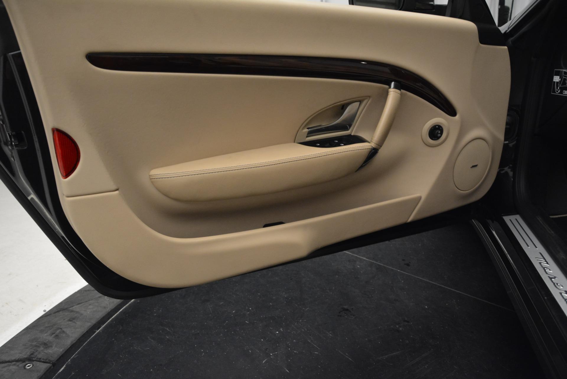 Used 2013 Maserati GranTurismo Convertible  For Sale In Greenwich, CT 2050_p28