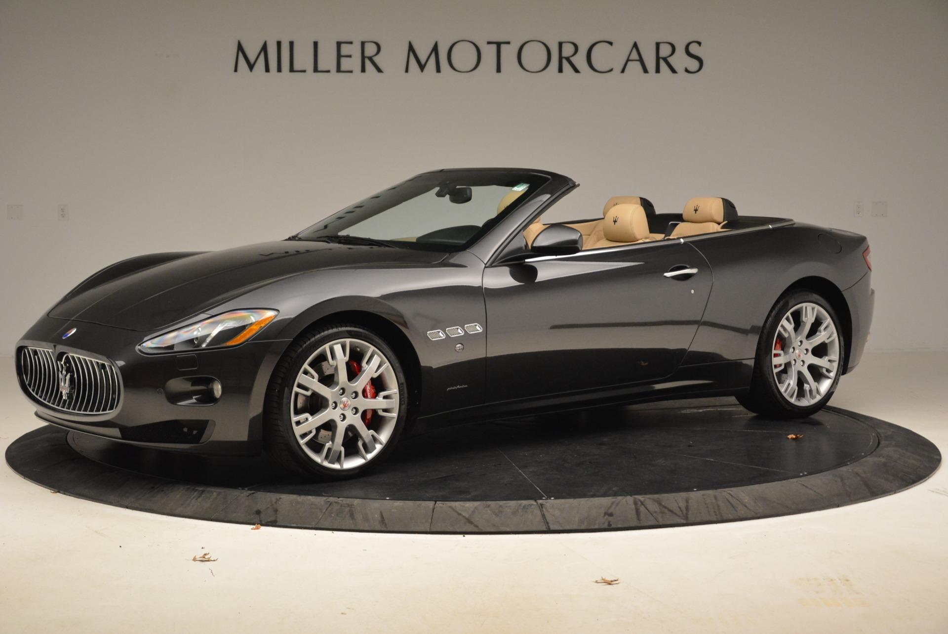 Used 2013 Maserati GranTurismo Convertible  For Sale In Greenwich, CT 2050_p2