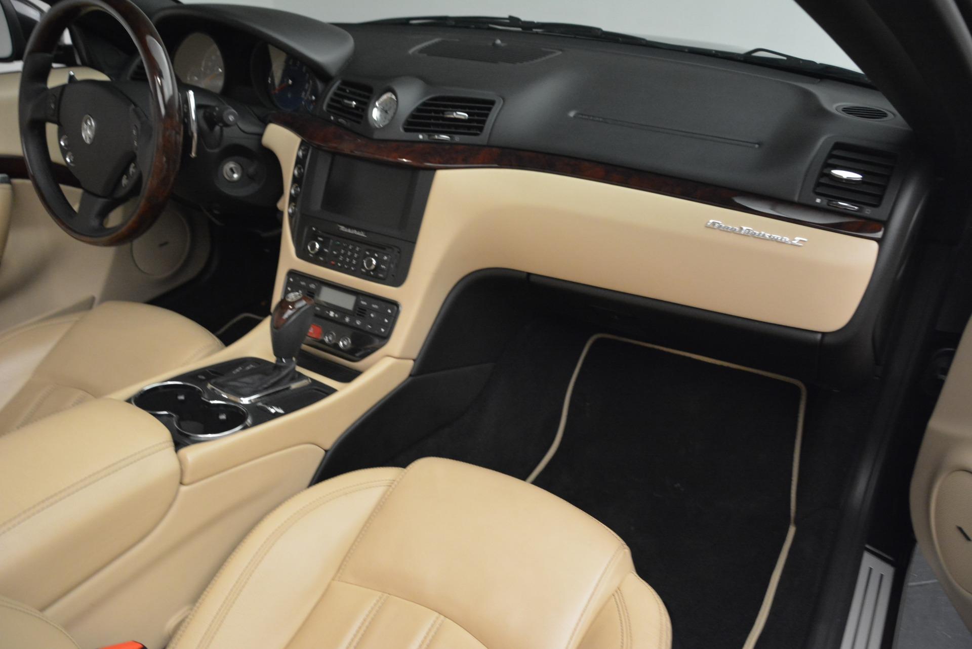 Used 2013 Maserati GranTurismo Convertible  For Sale In Greenwich, CT 2050_p32