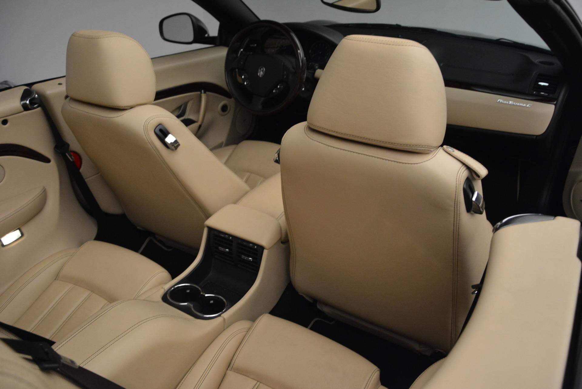 Used 2013 Maserati GranTurismo Convertible  For Sale In Greenwich, CT 2050_p38