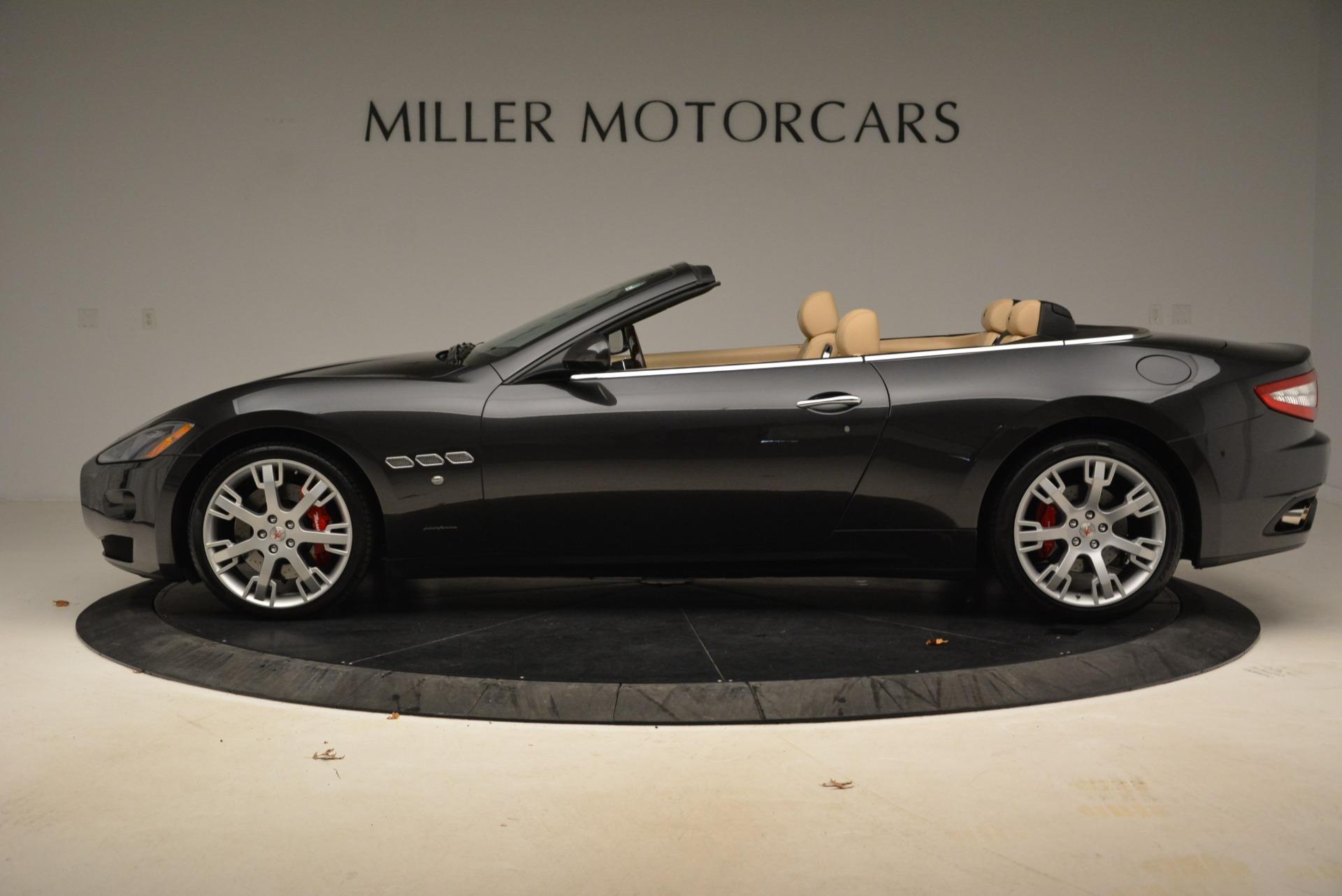 Used 2013 Maserati GranTurismo Convertible  For Sale In Greenwich, CT 2050_p3