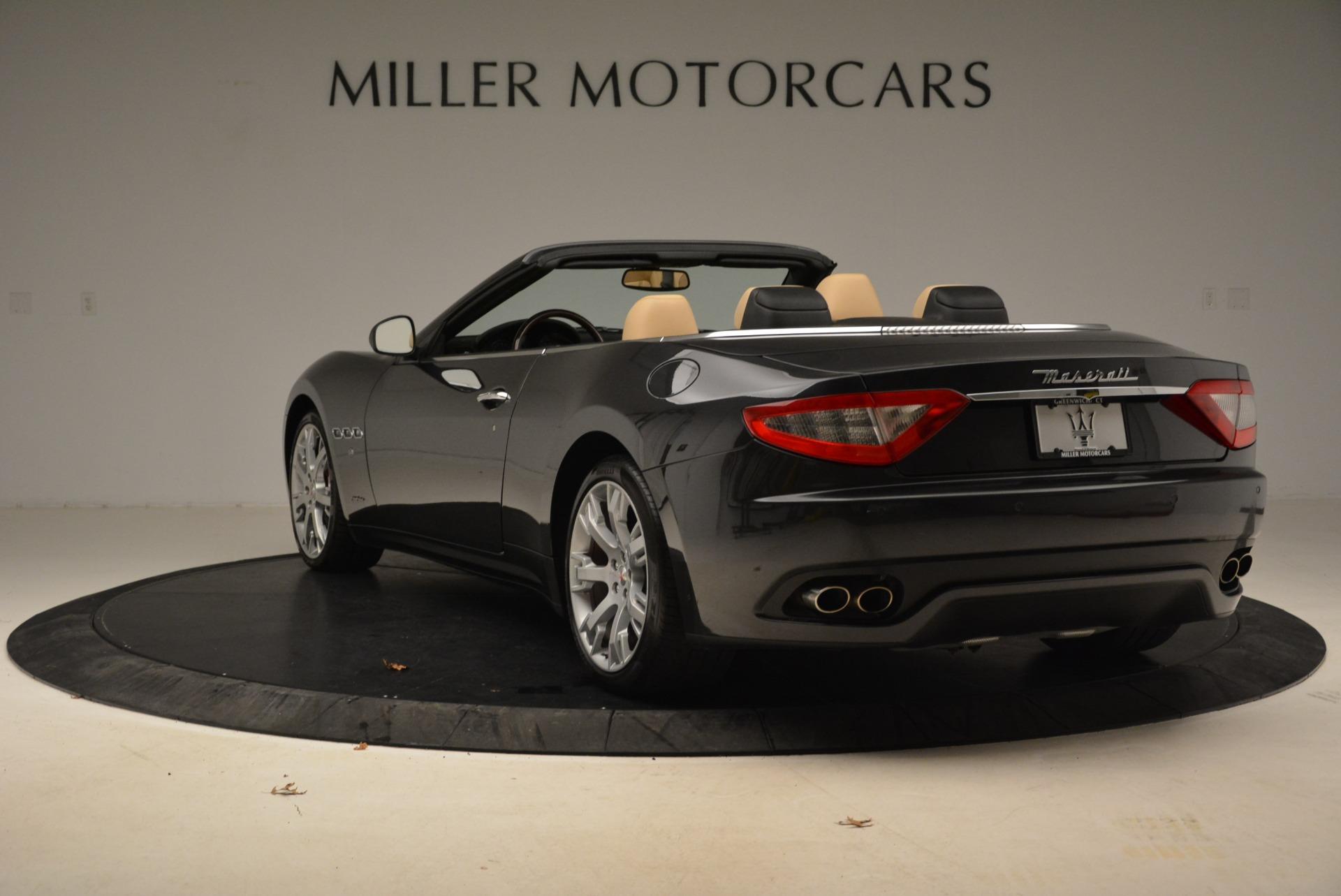 Used 2013 Maserati GranTurismo Convertible  For Sale In Greenwich, CT 2050_p5