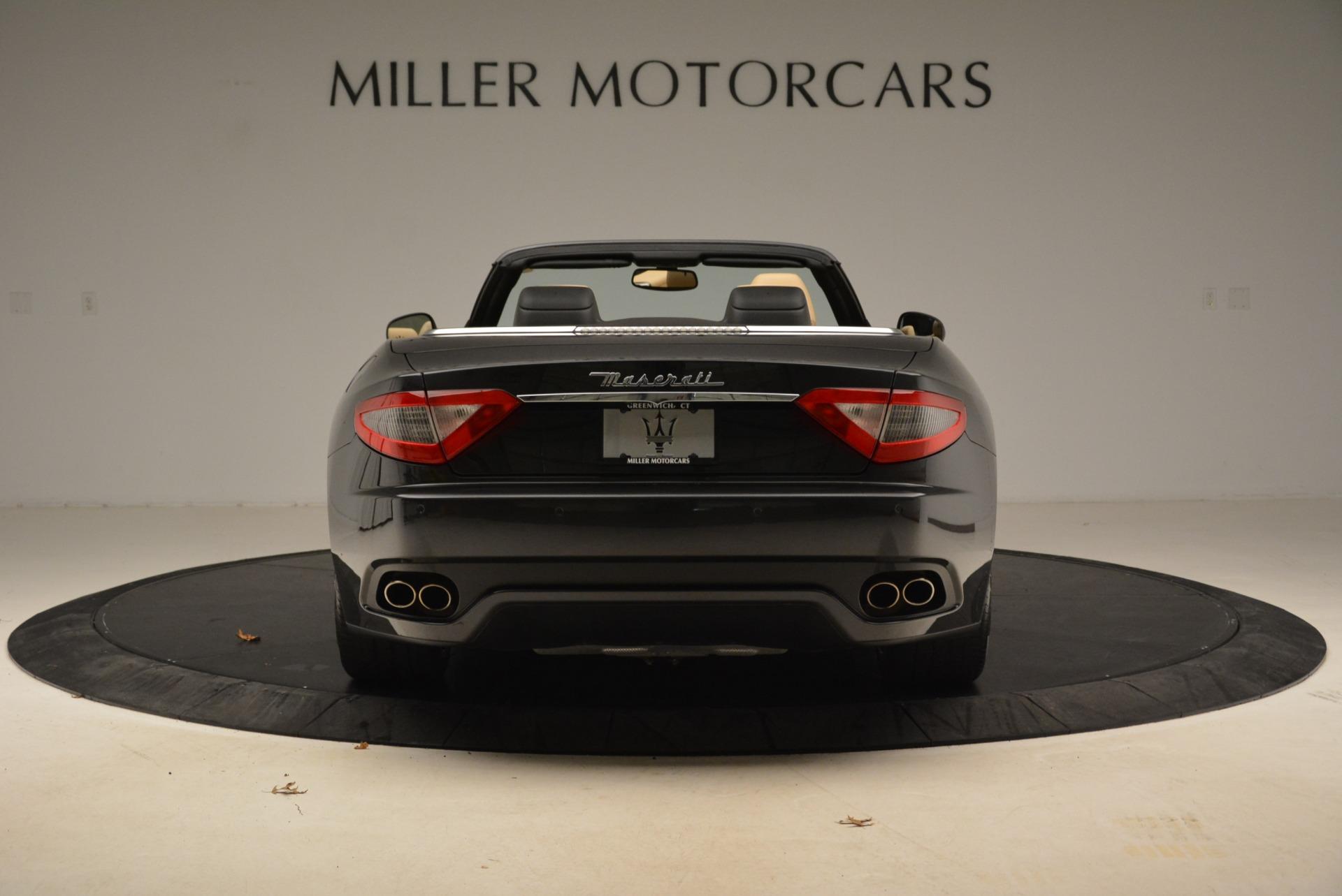 Used 2013 Maserati GranTurismo Convertible  For Sale In Greenwich, CT 2050_p6