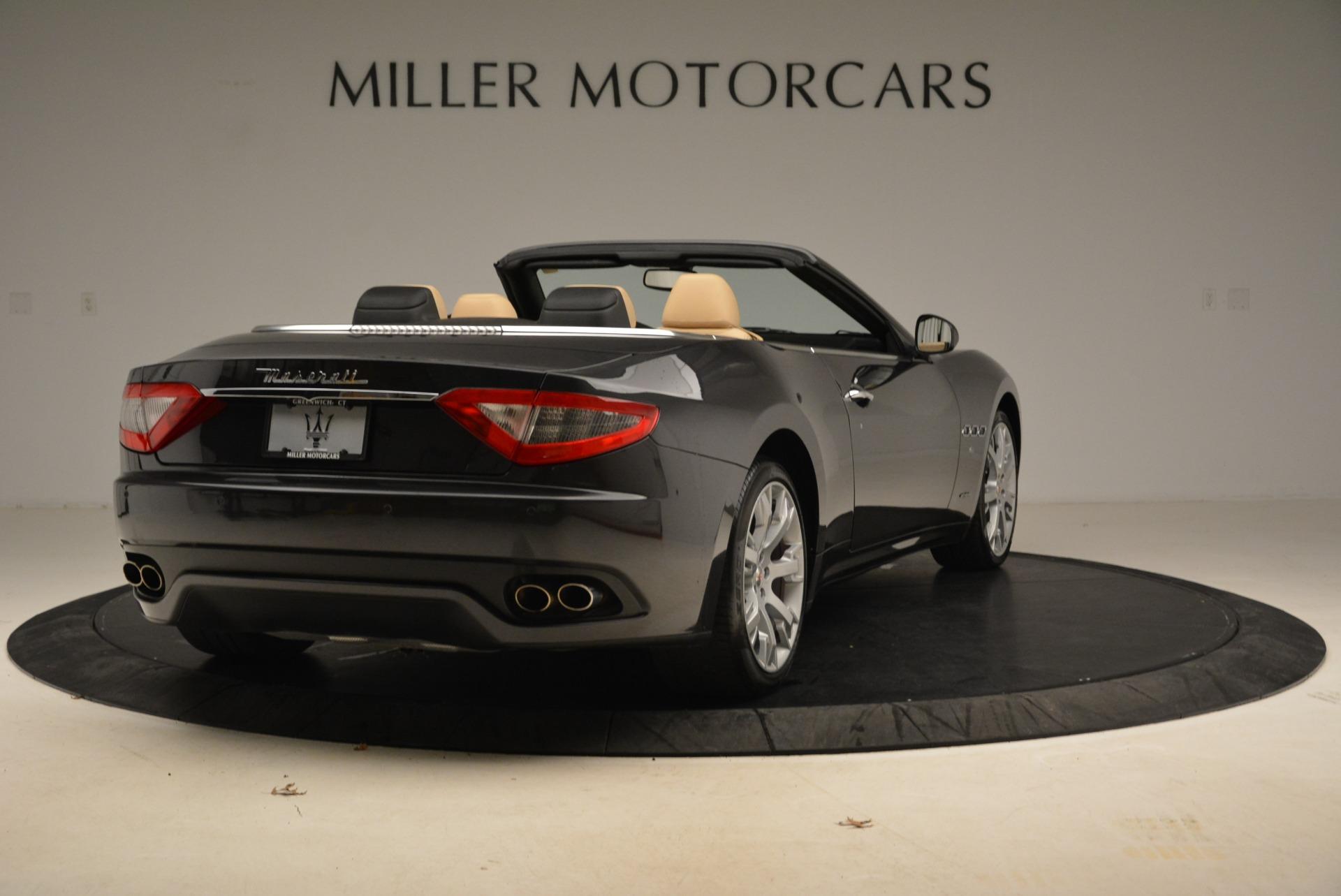 Used 2013 Maserati GranTurismo Convertible  For Sale In Greenwich, CT 2050_p7