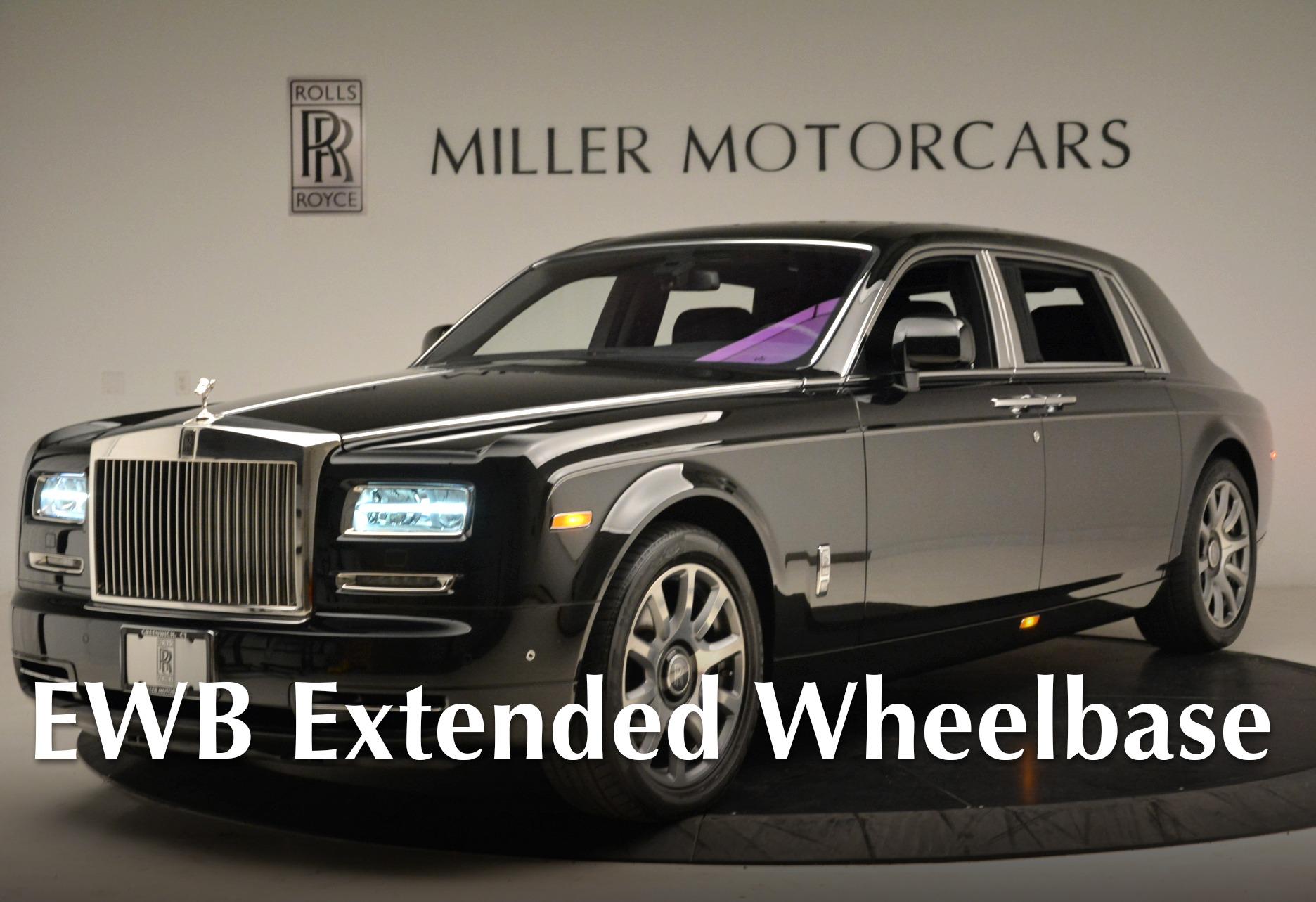 Used 2014 Rolls-Royce Phantom EWB For Sale In Greenwich, CT 2051_main