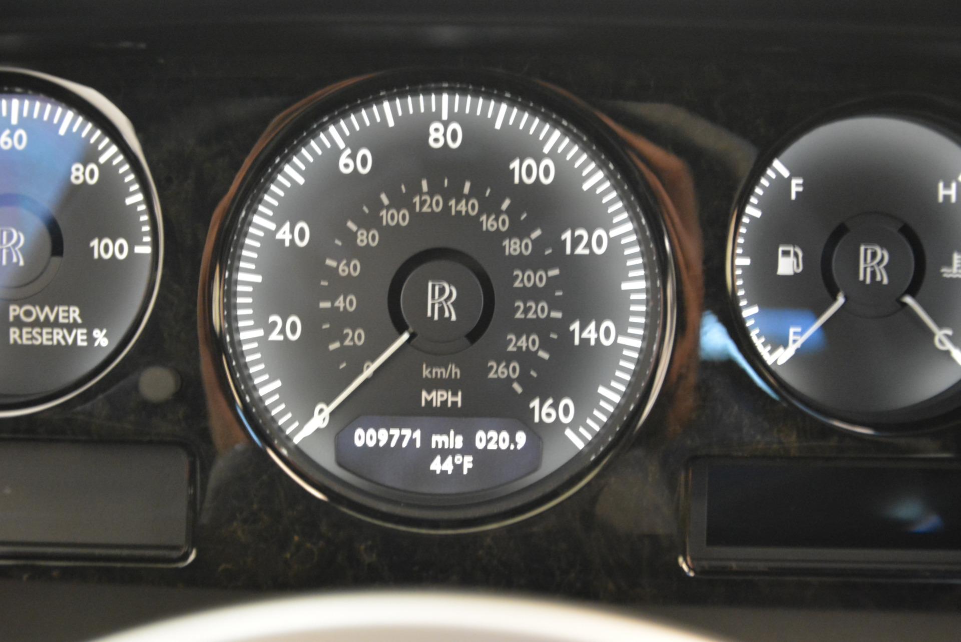 Used 2014 Rolls-Royce Phantom EWB For Sale In Greenwich, CT 2051_p30